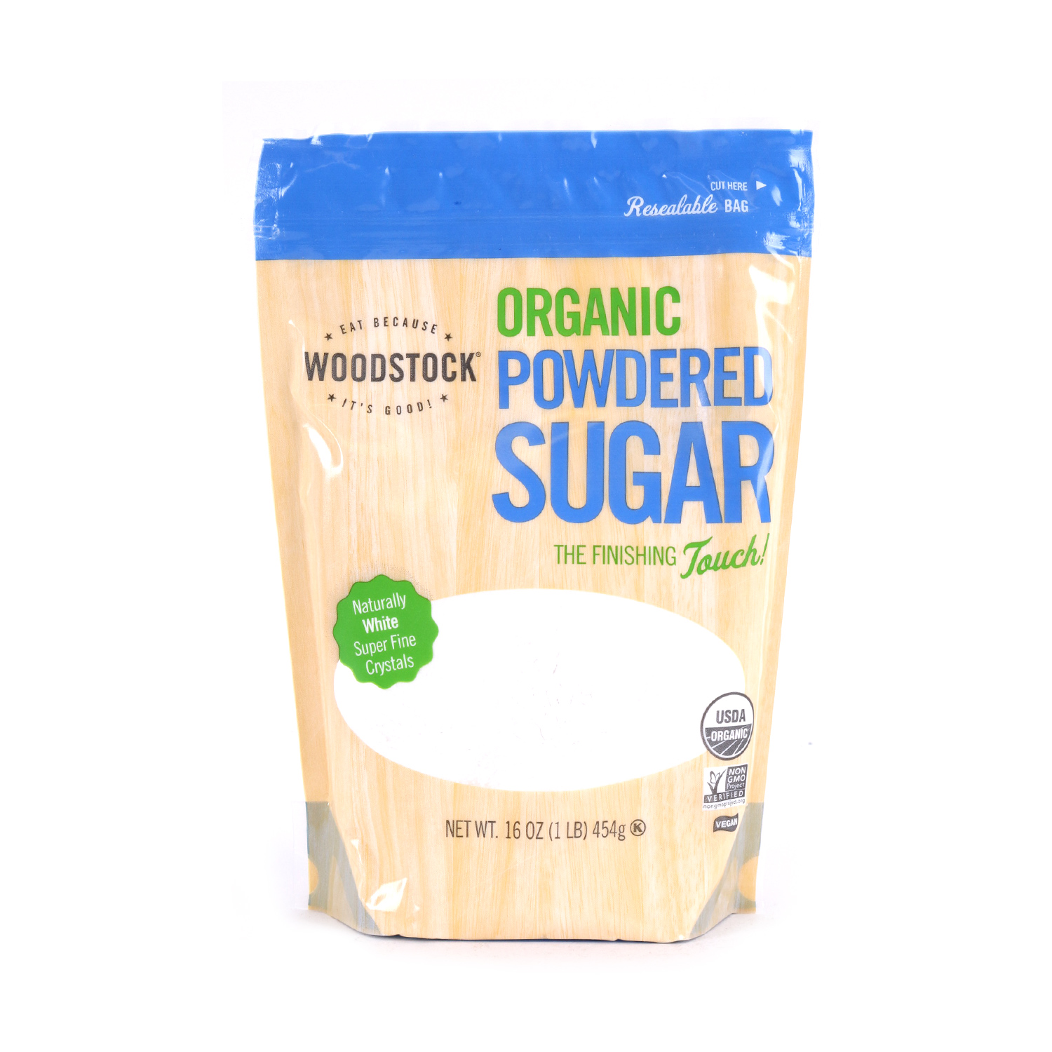 Sugar, Powdered-Organic
