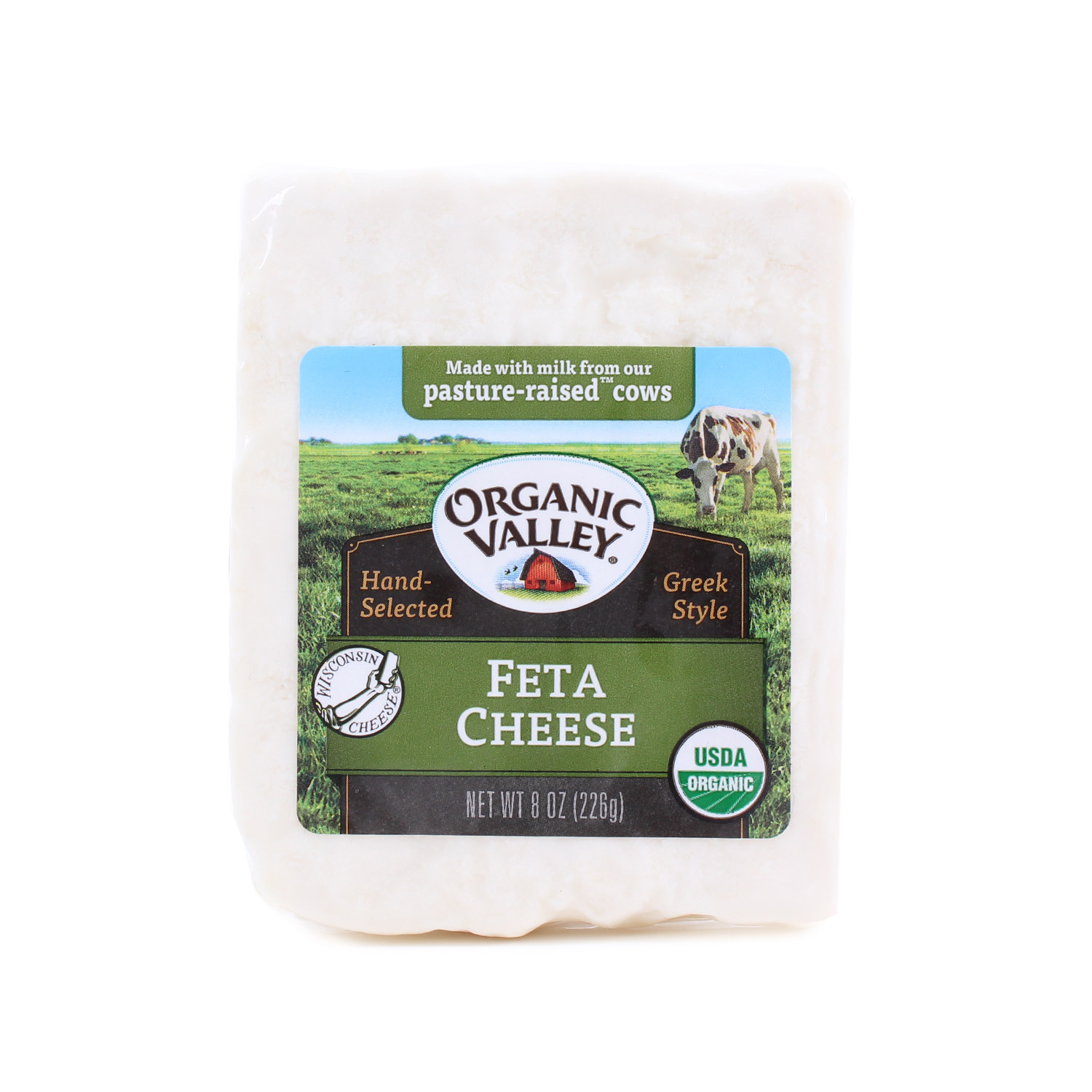 Cheese Block, Feta-Organic
