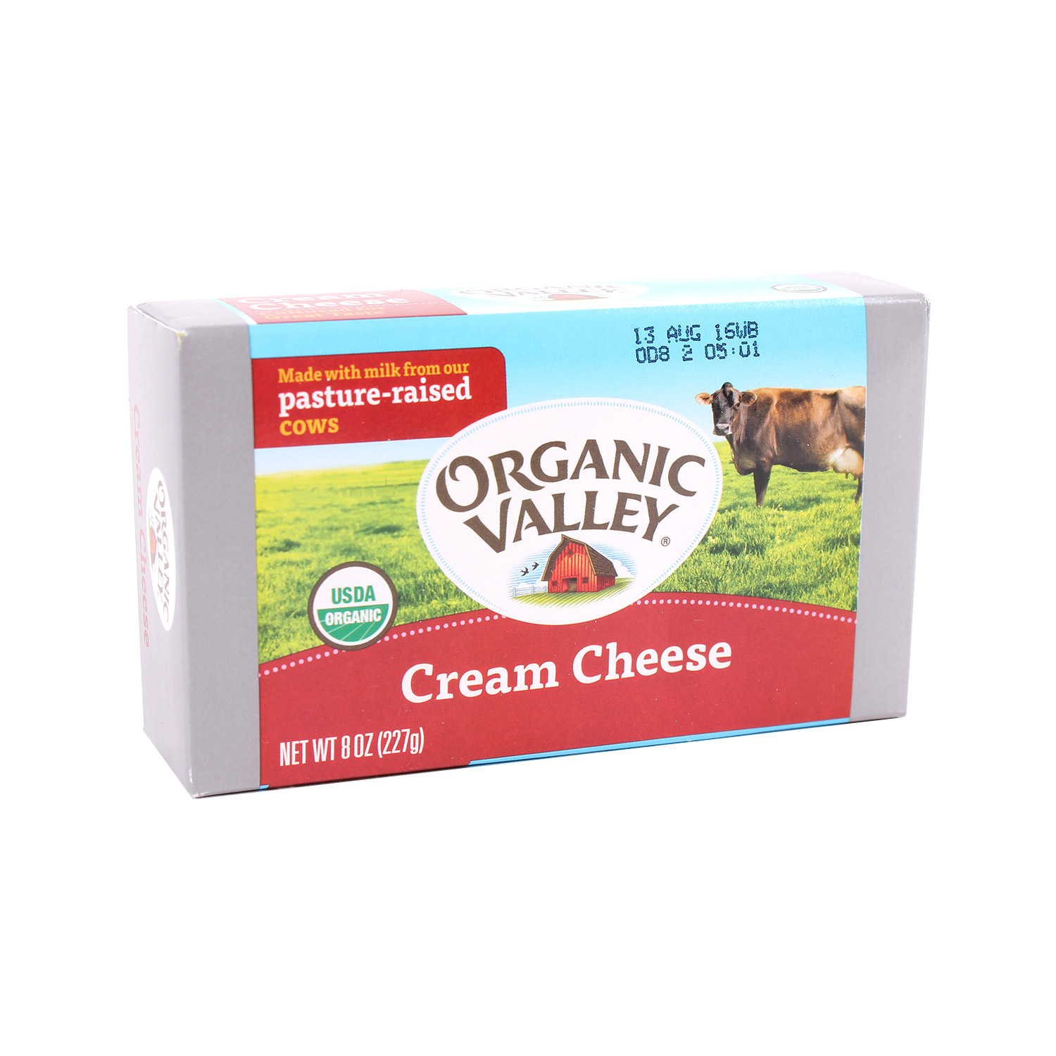 Cream Cheese, Bar-Organic