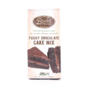 Mix, Fudgy Chocolate Cake
