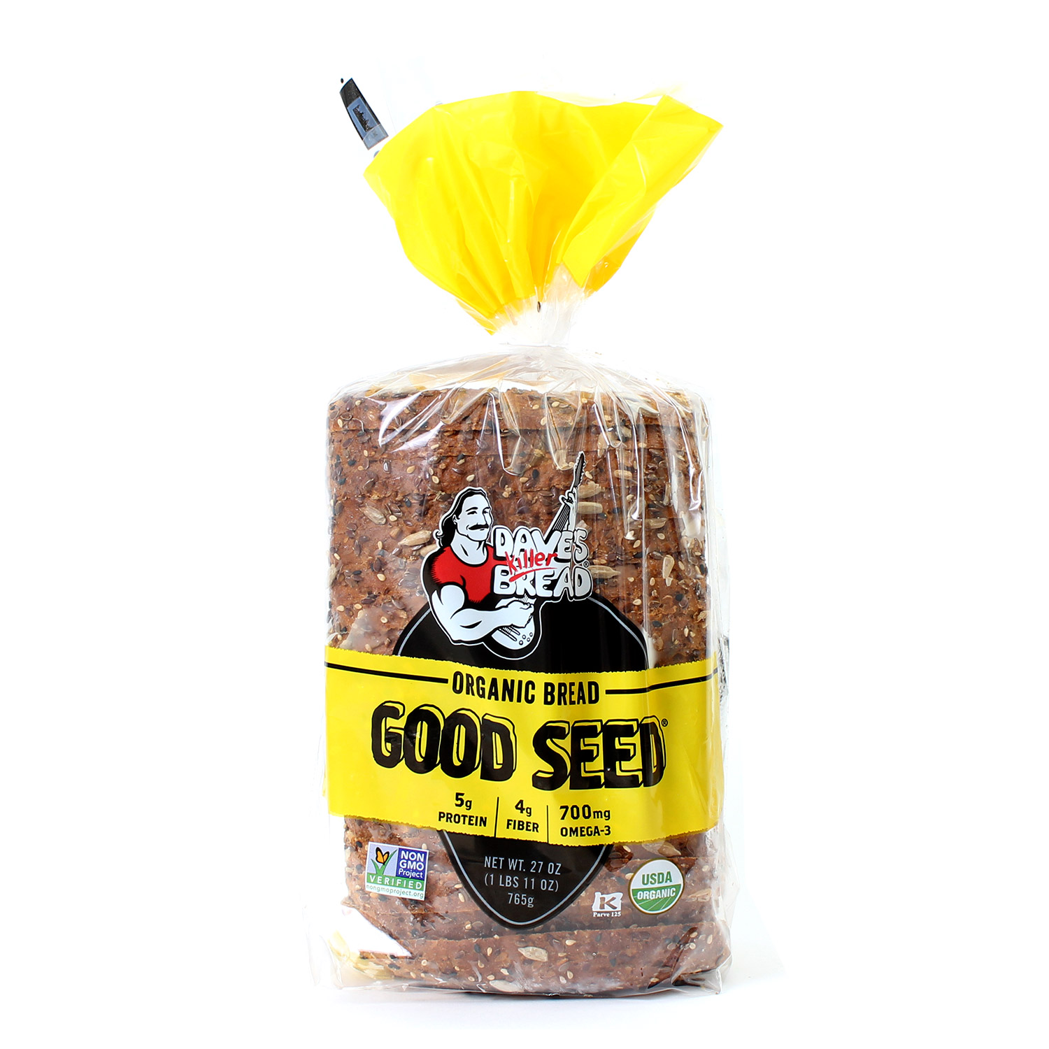 Bread, Good Seed-Organic