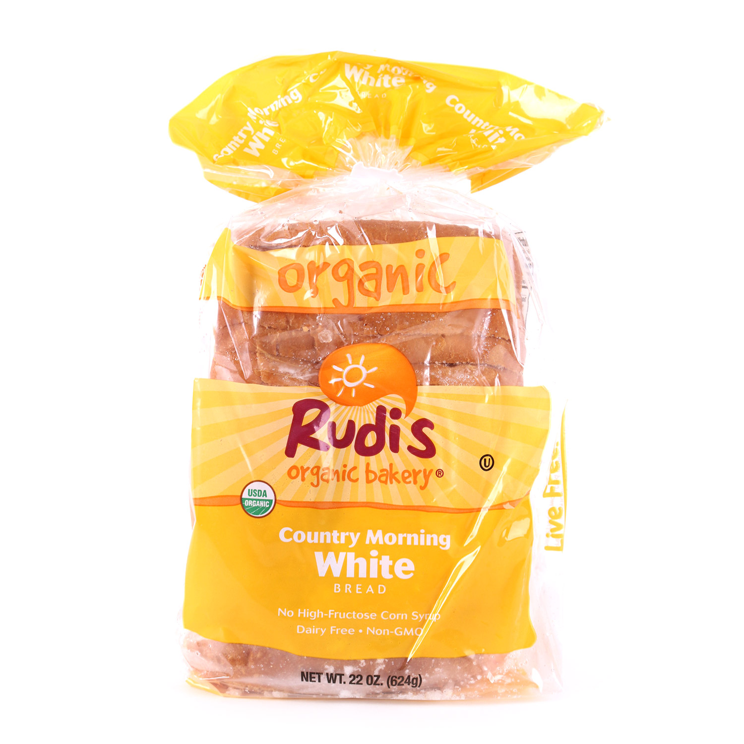 Bread, Country White-Organic