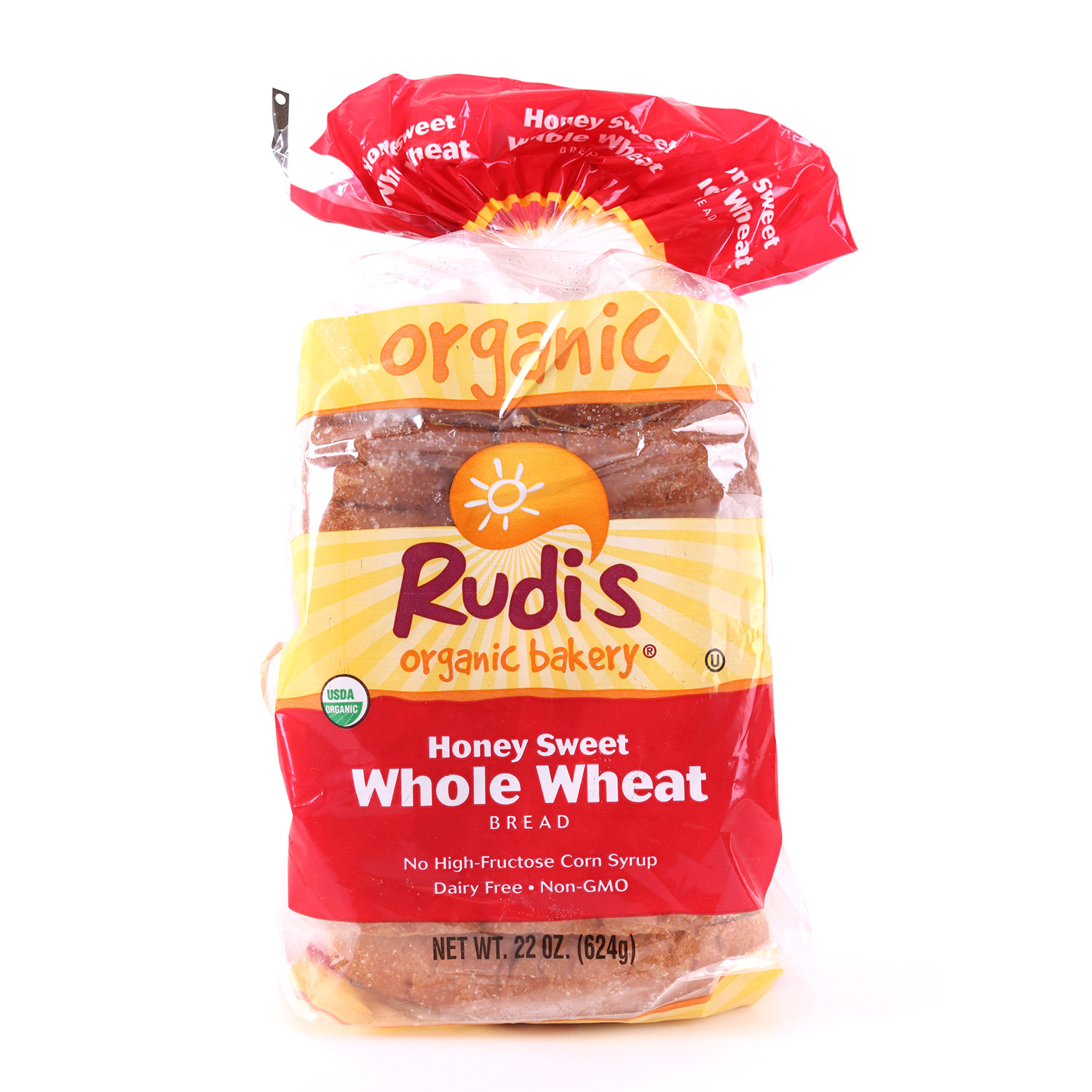 Bread, Honey Whole Wheat-Organic