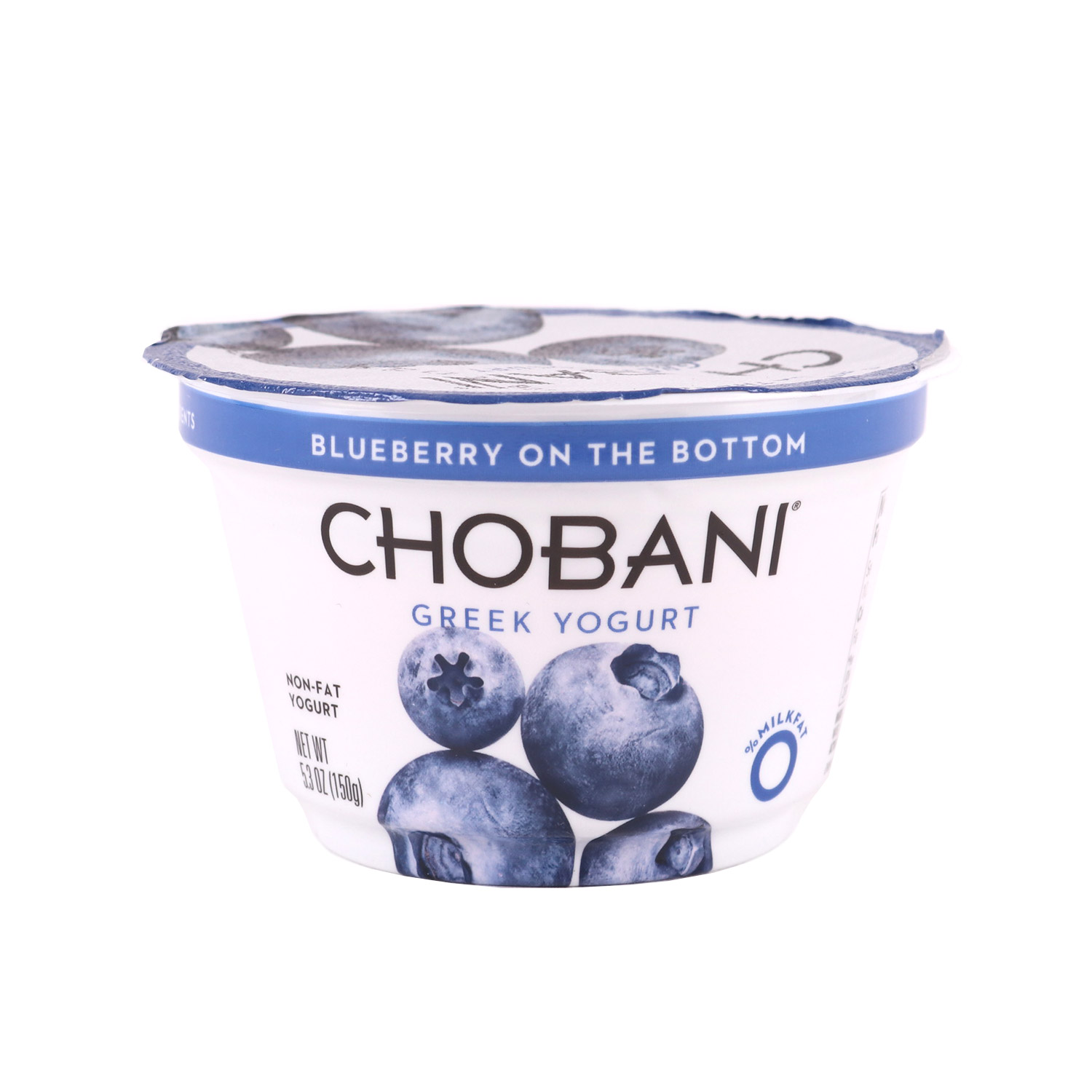 Greek Yogurt, Blueberry