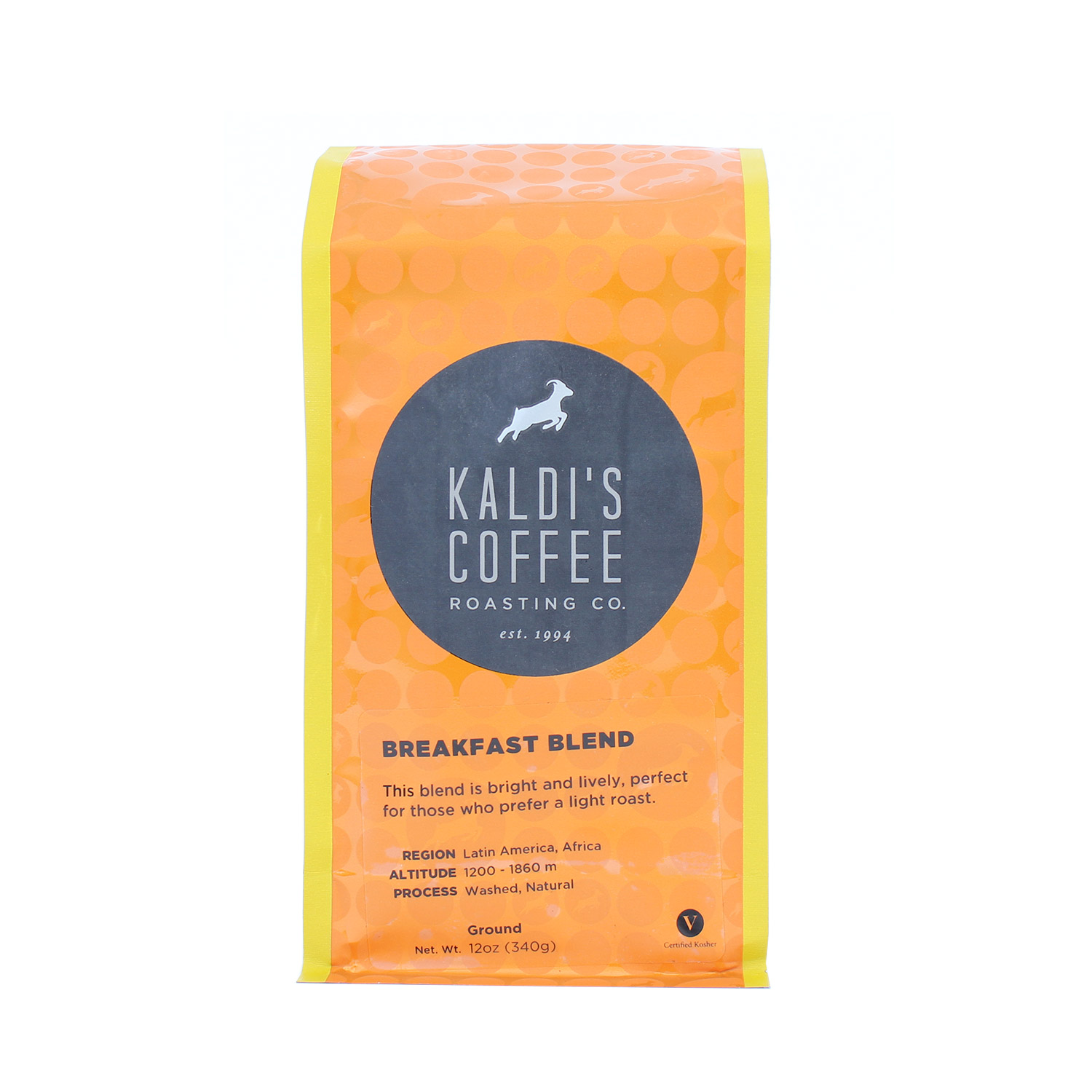 Breakfast Blend, Ground