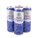 Energy Drink, Berry - 4 pack-Organic