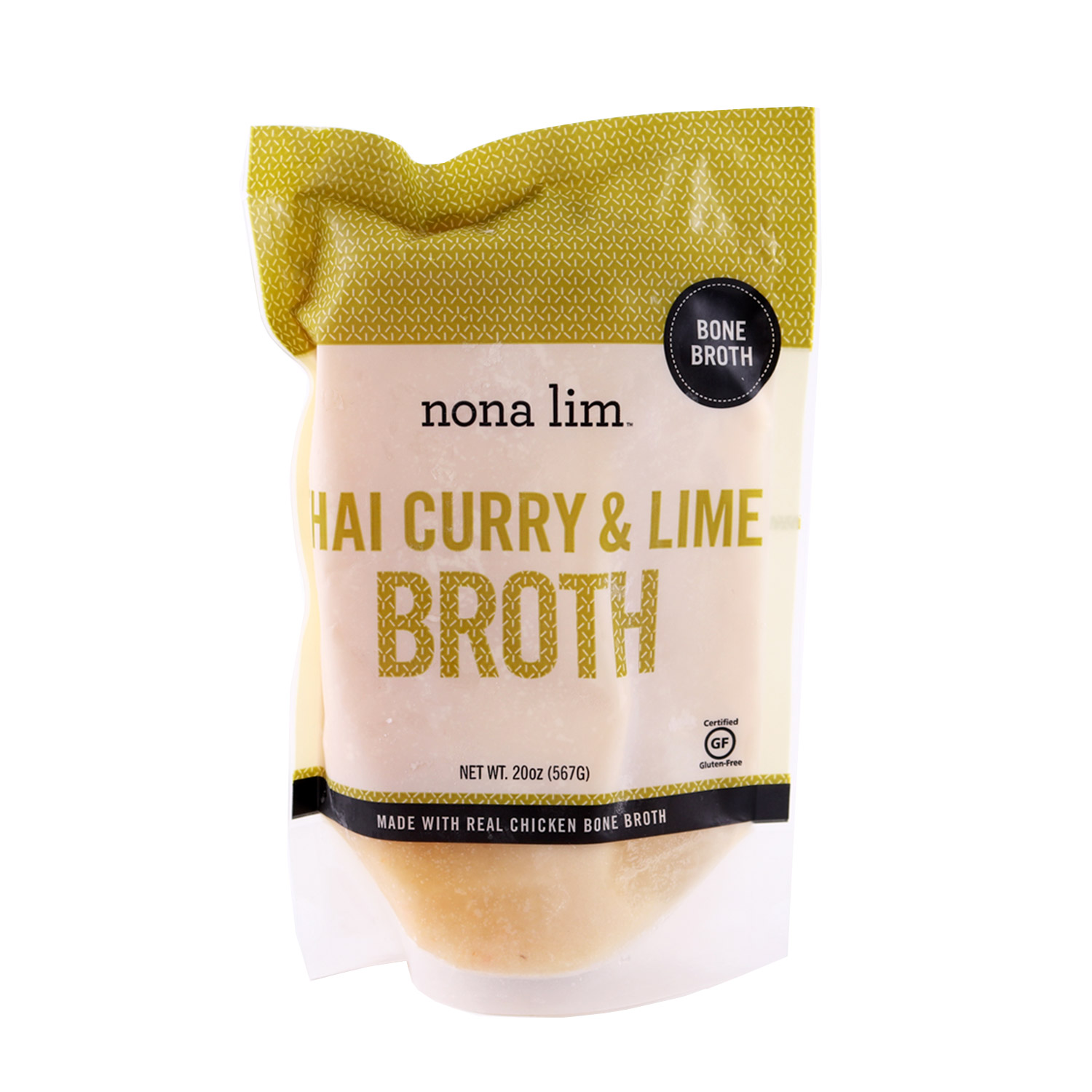 Broth, Thai Curry Lime
