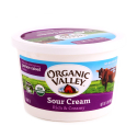 Sour Cream, 4% 16 oz-Organic
