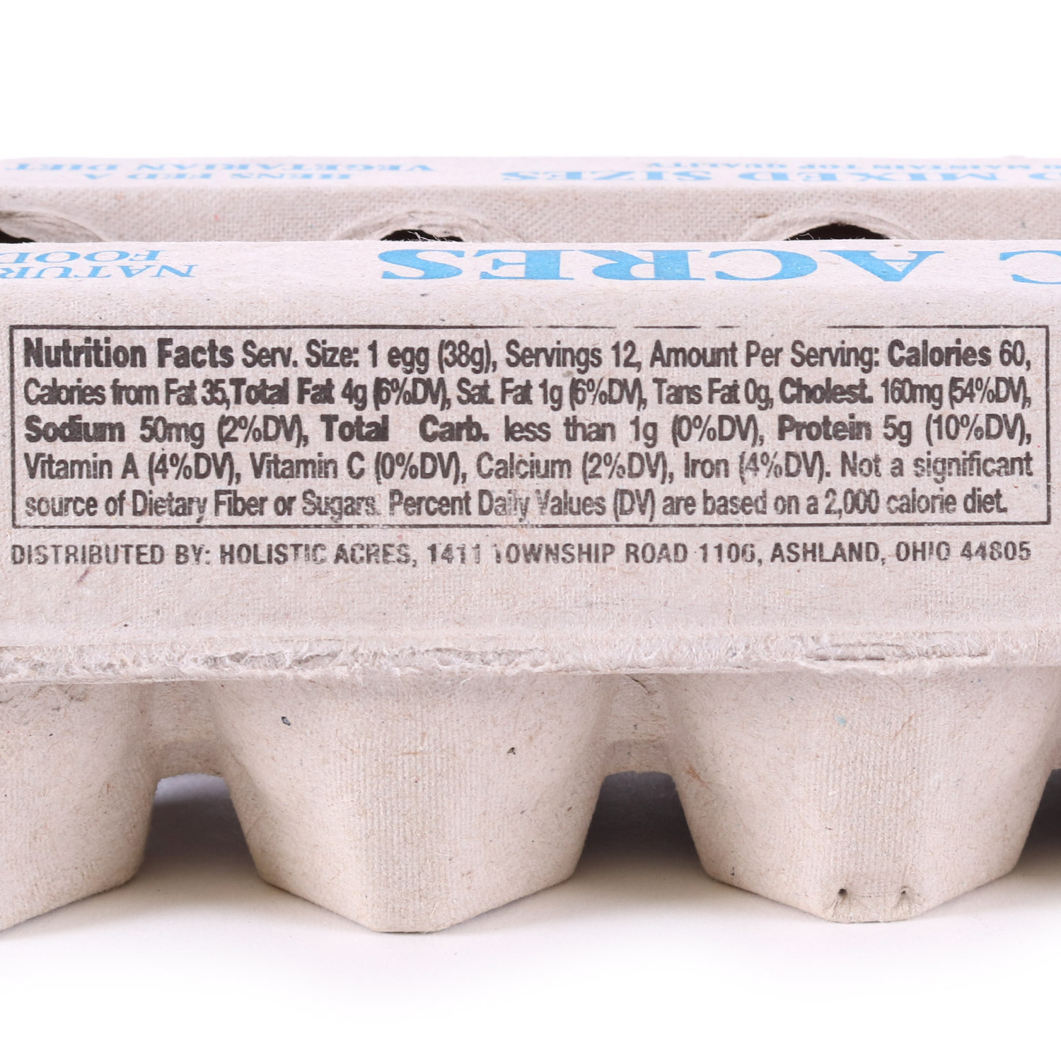 Eggs, Cage Free (OH)