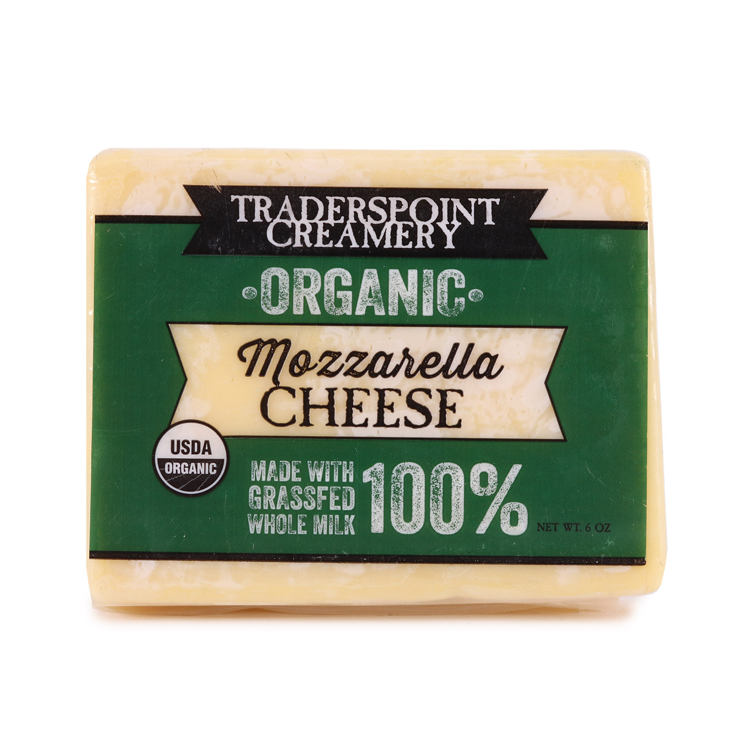 Cheese Deli Block, Mozzarella-Organic