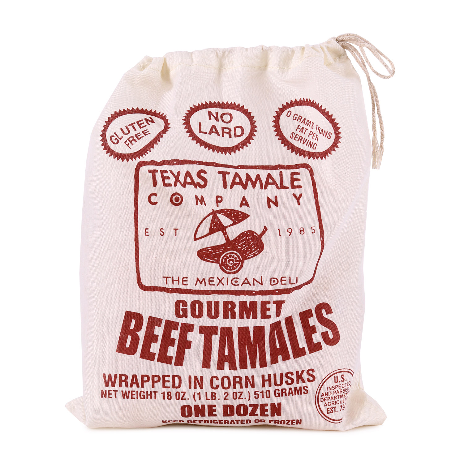 Tamales, Beef