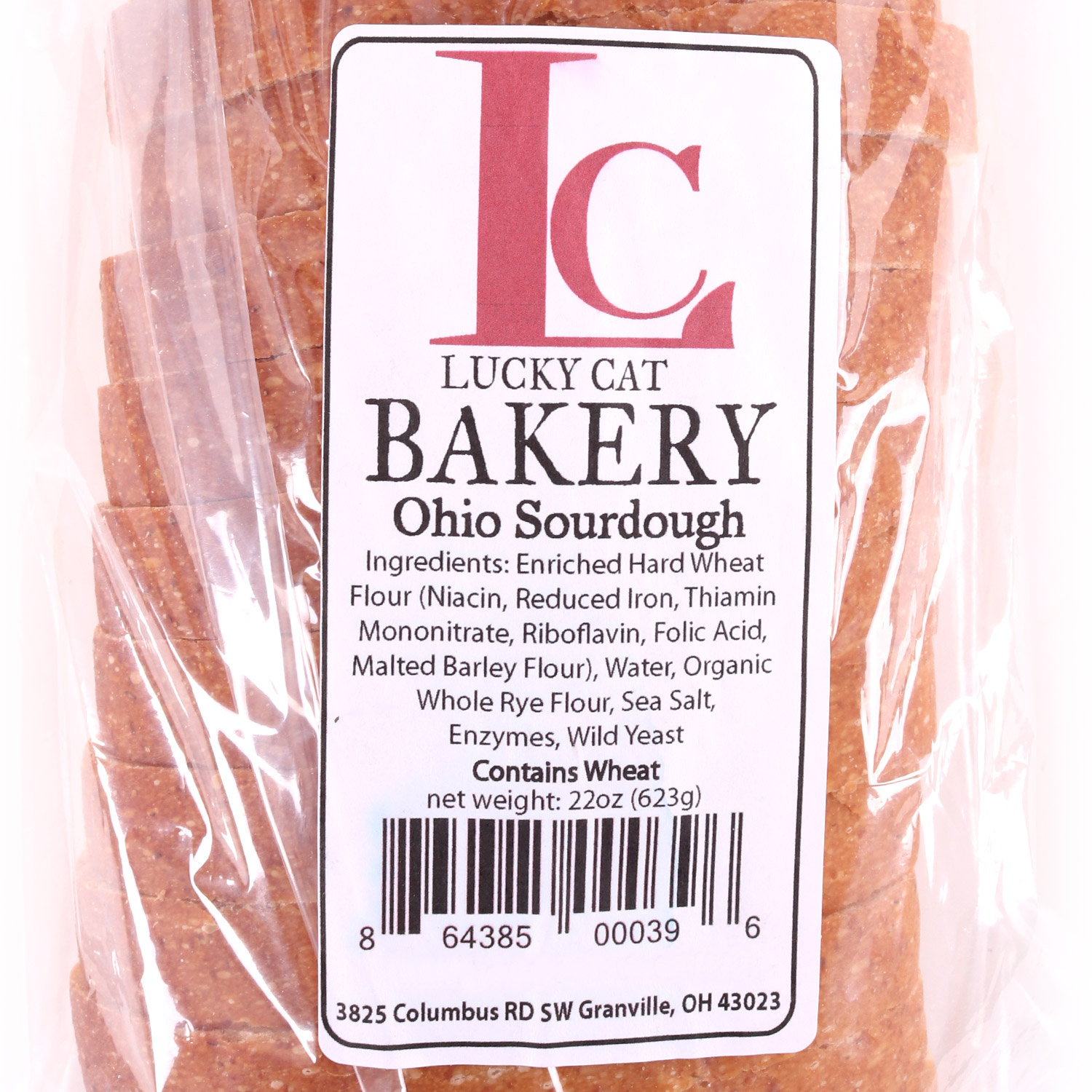 Sliced Bread, Ohio Sourdough