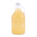 Growler - Kombucha, Ginger Lemon