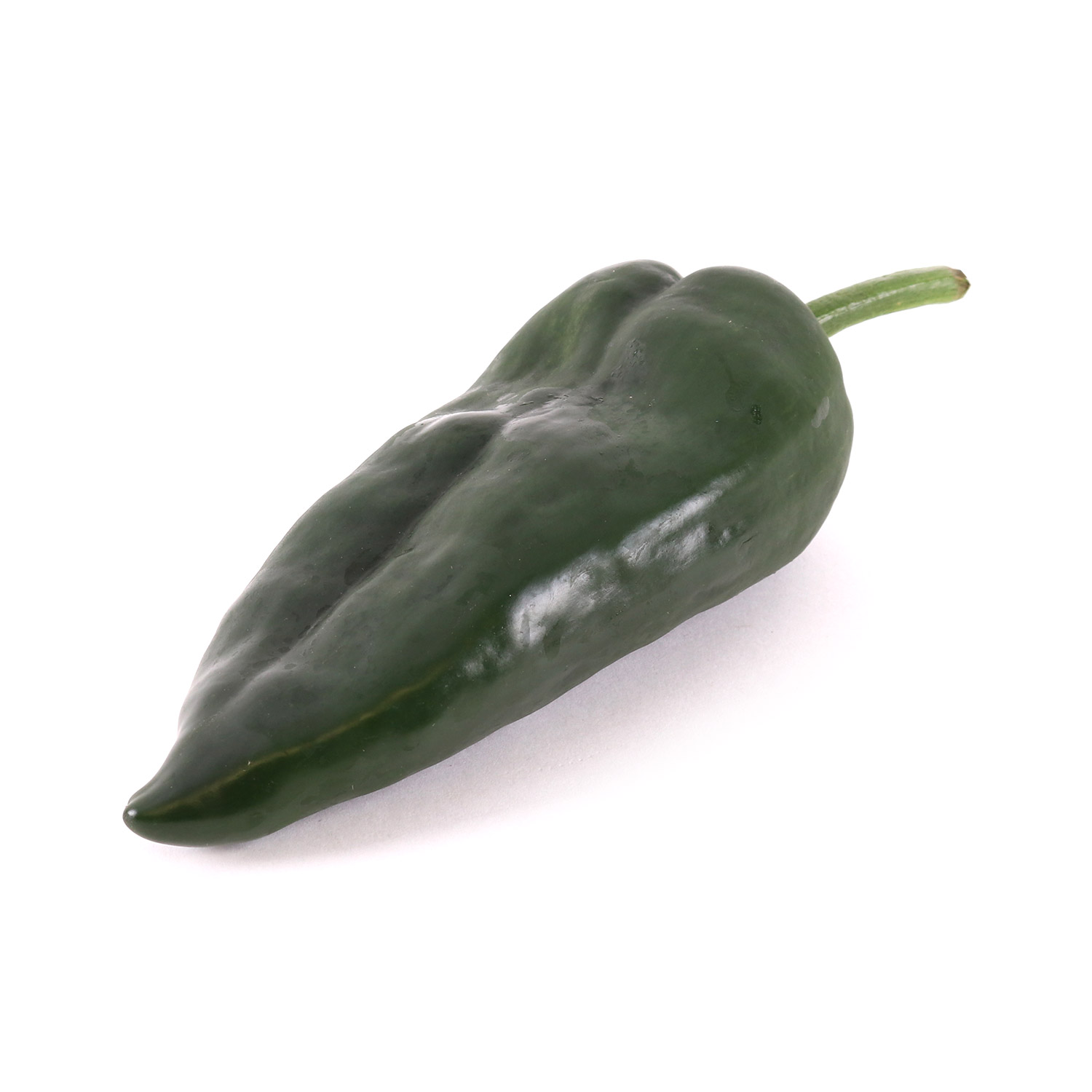 Peppers, Poblano-Organic