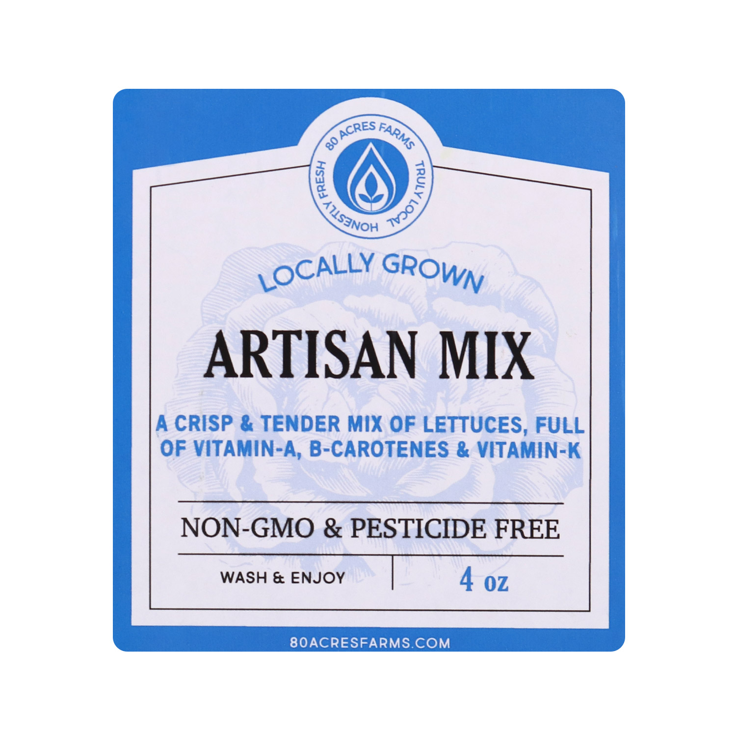 Greens, Artisan Mix