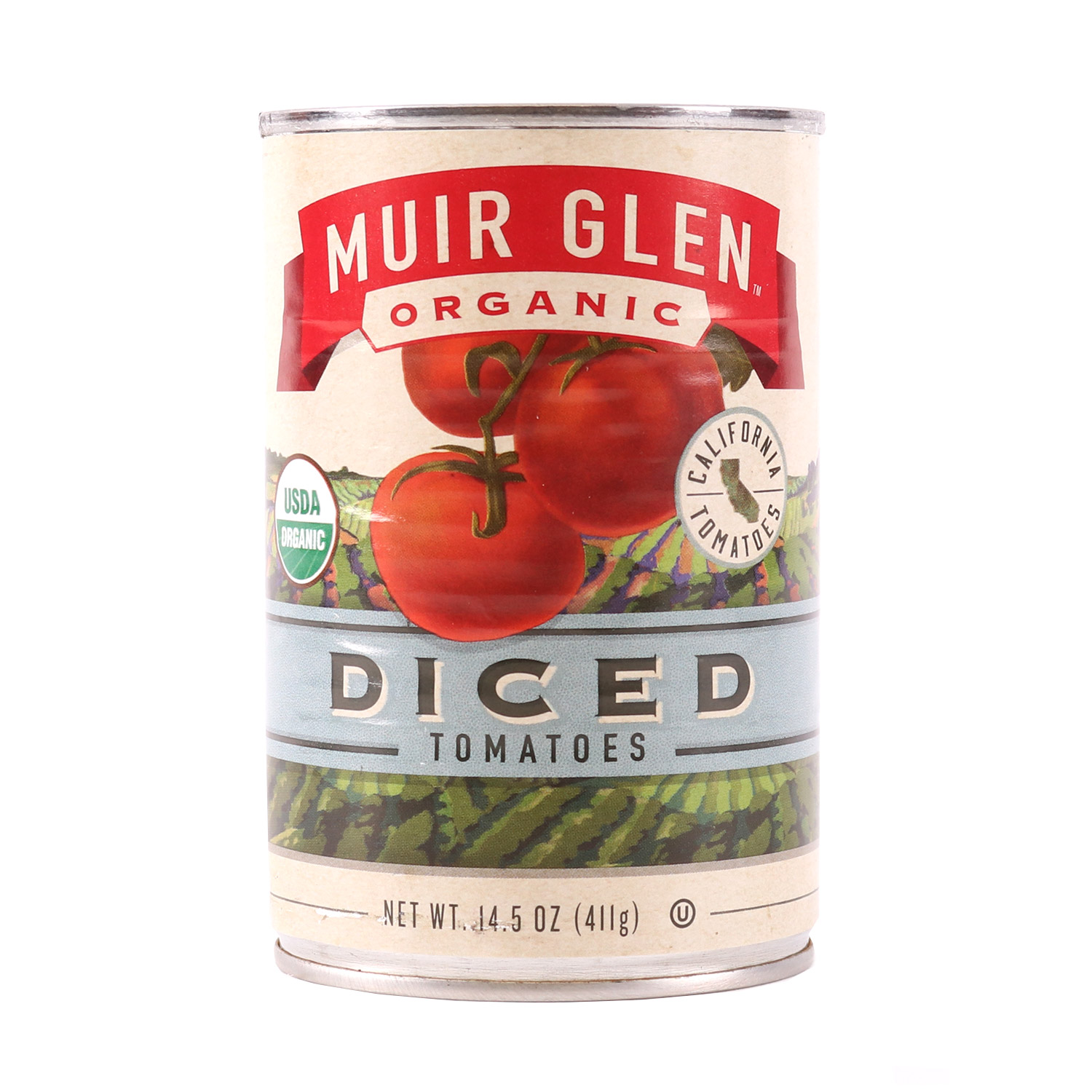 Diced Tomatoes, Original-Organic