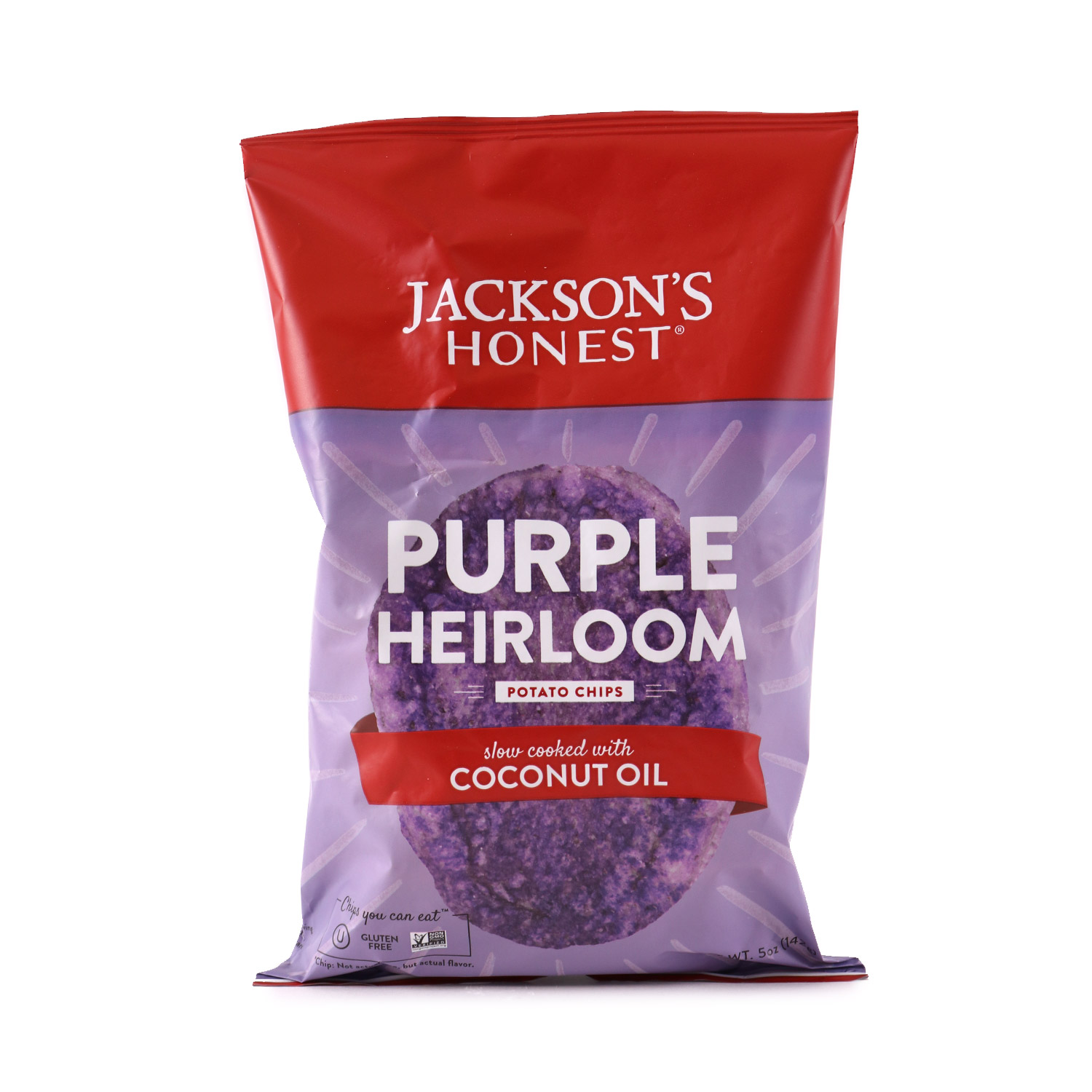 Chips, Purple Heirloom