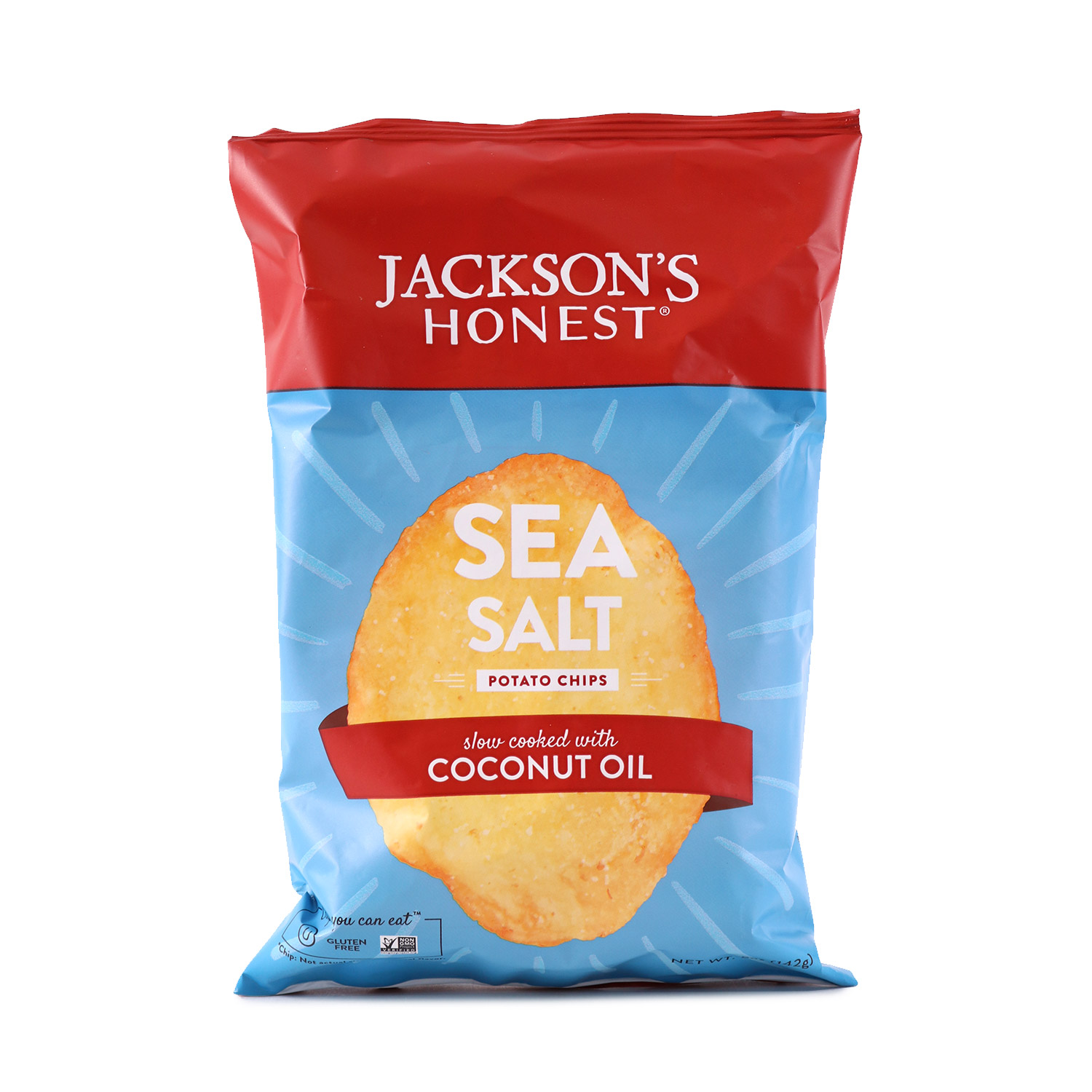 Chips, Sea Salt