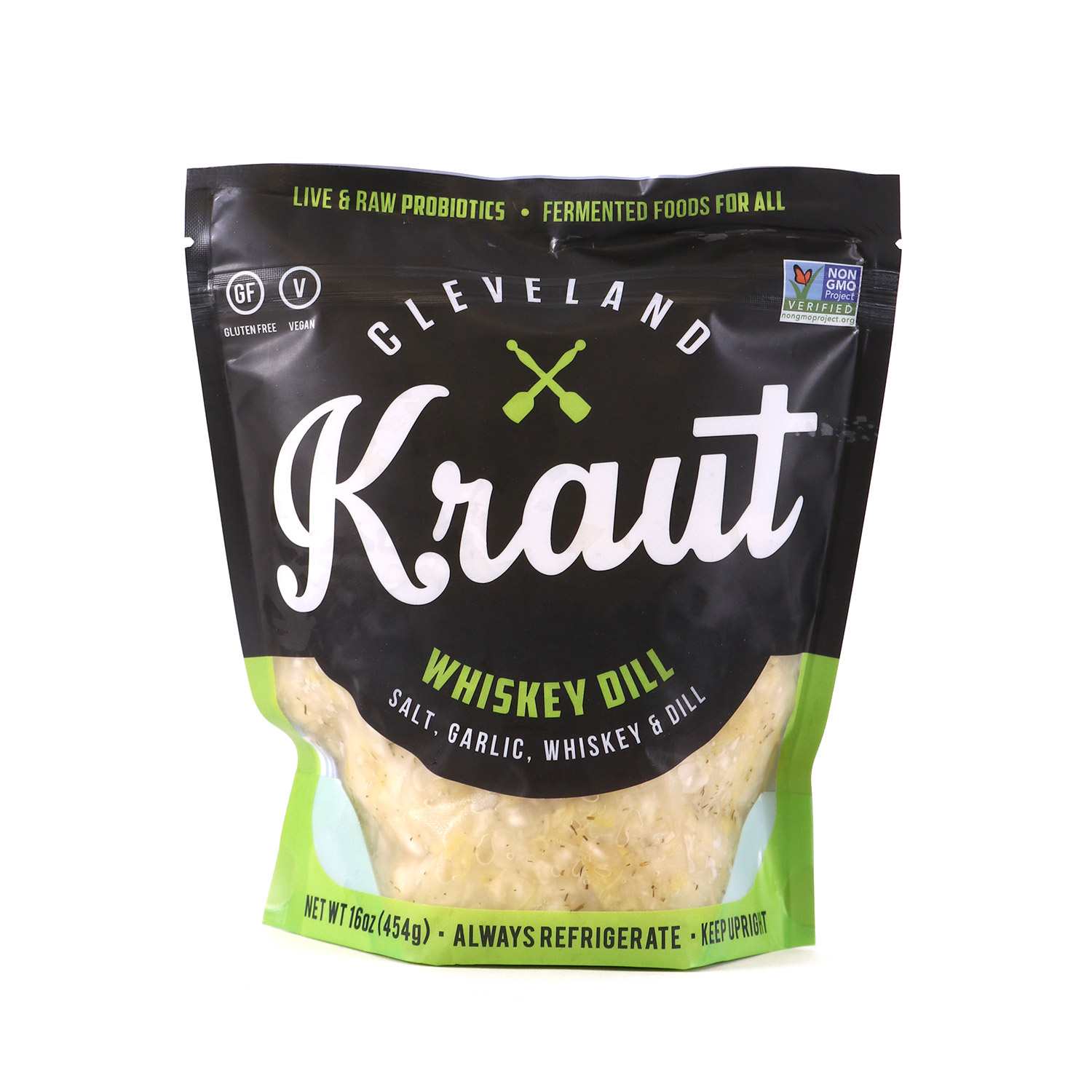 Kraut, Whiskey Dill