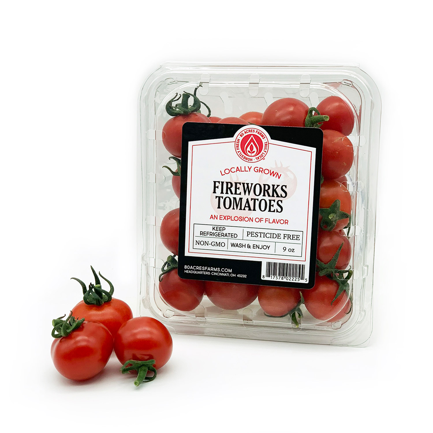 Tomatoes, Fireworks Mix