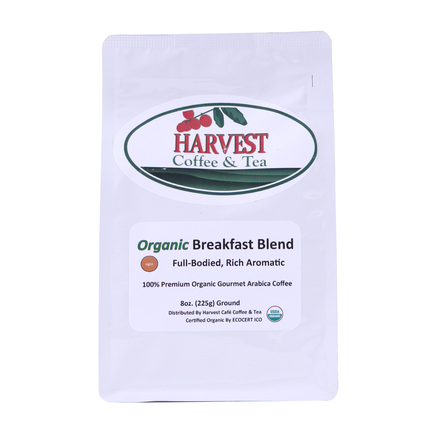 Coffee, Breakfast Blend Ground