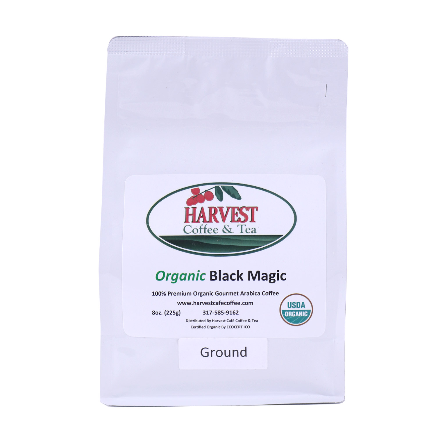 Coffee, Black Magic Ground