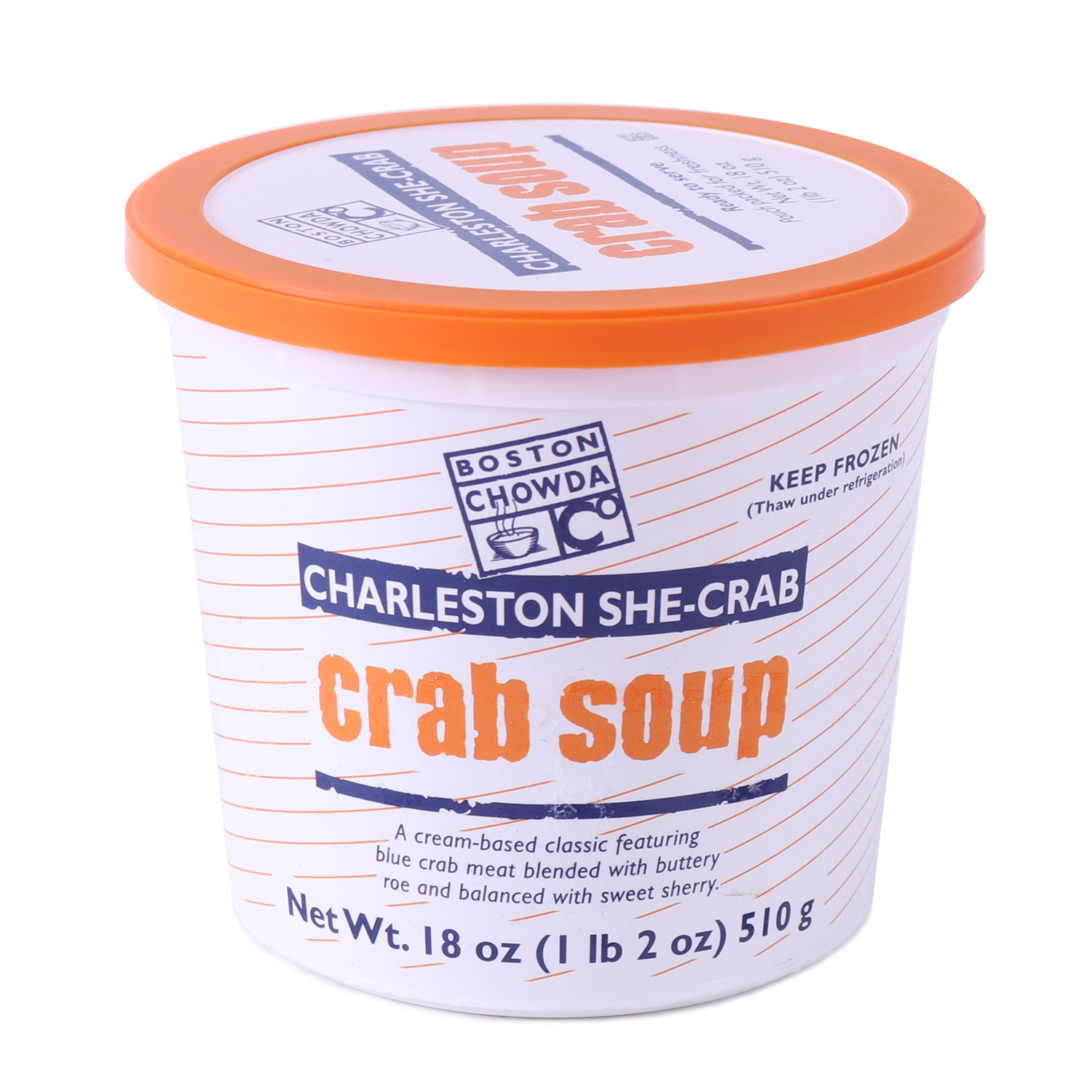 Charleston She-Crab Soup