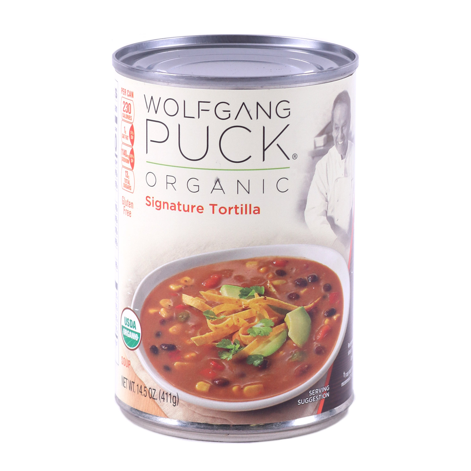 Signature Tortilla Soup-Organic