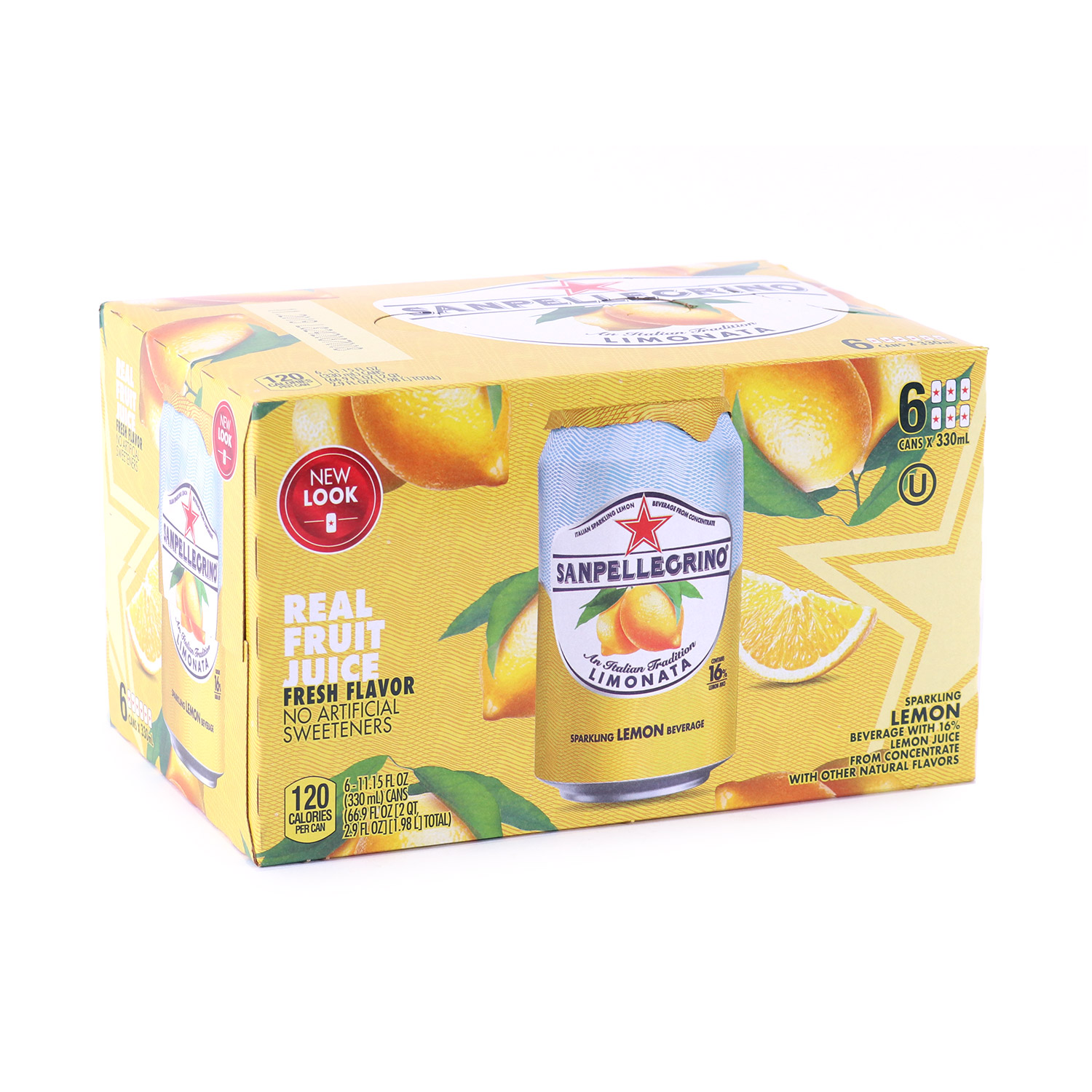 Sparkling Water, Limonata-Case