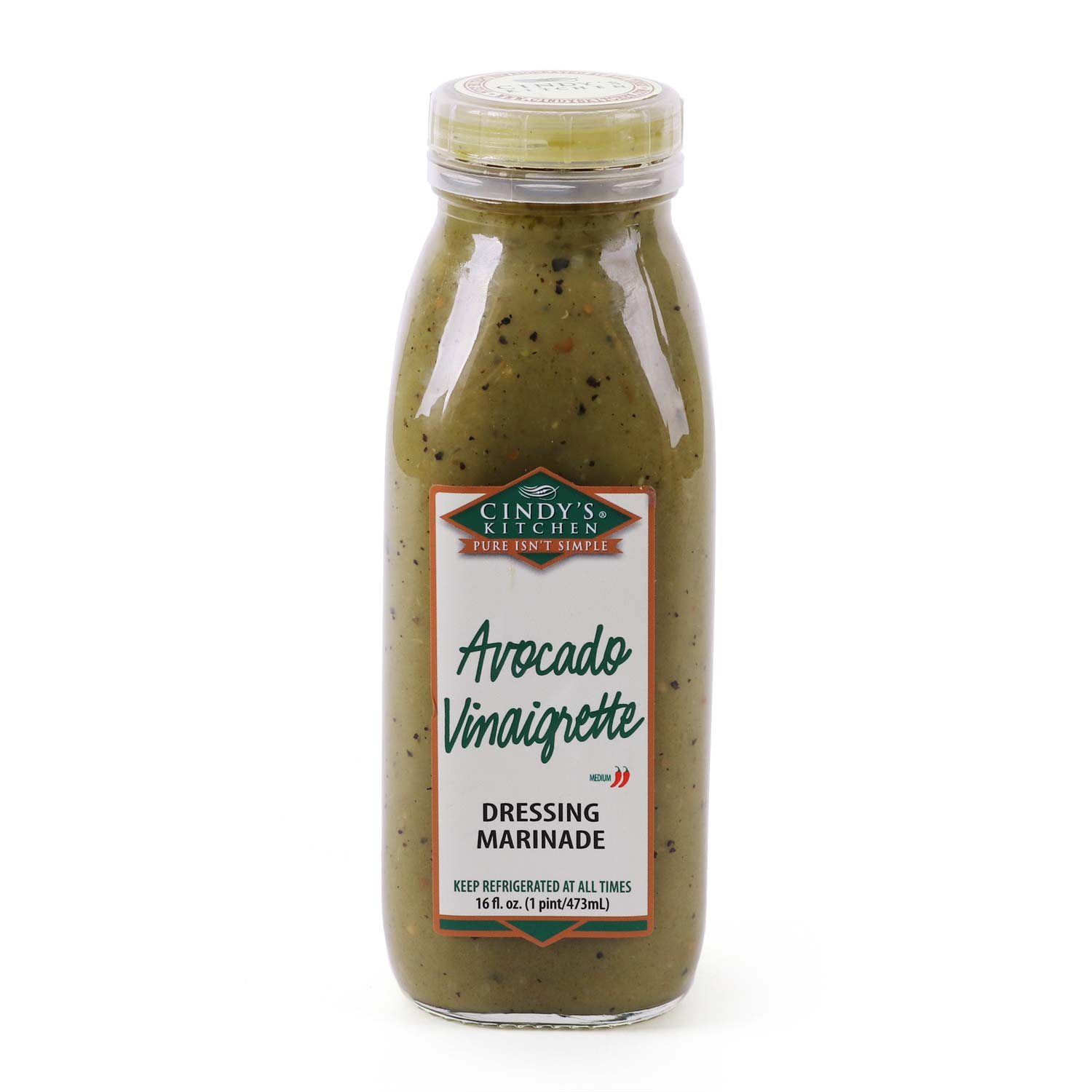 Dressing, Avocado Vinaigrette