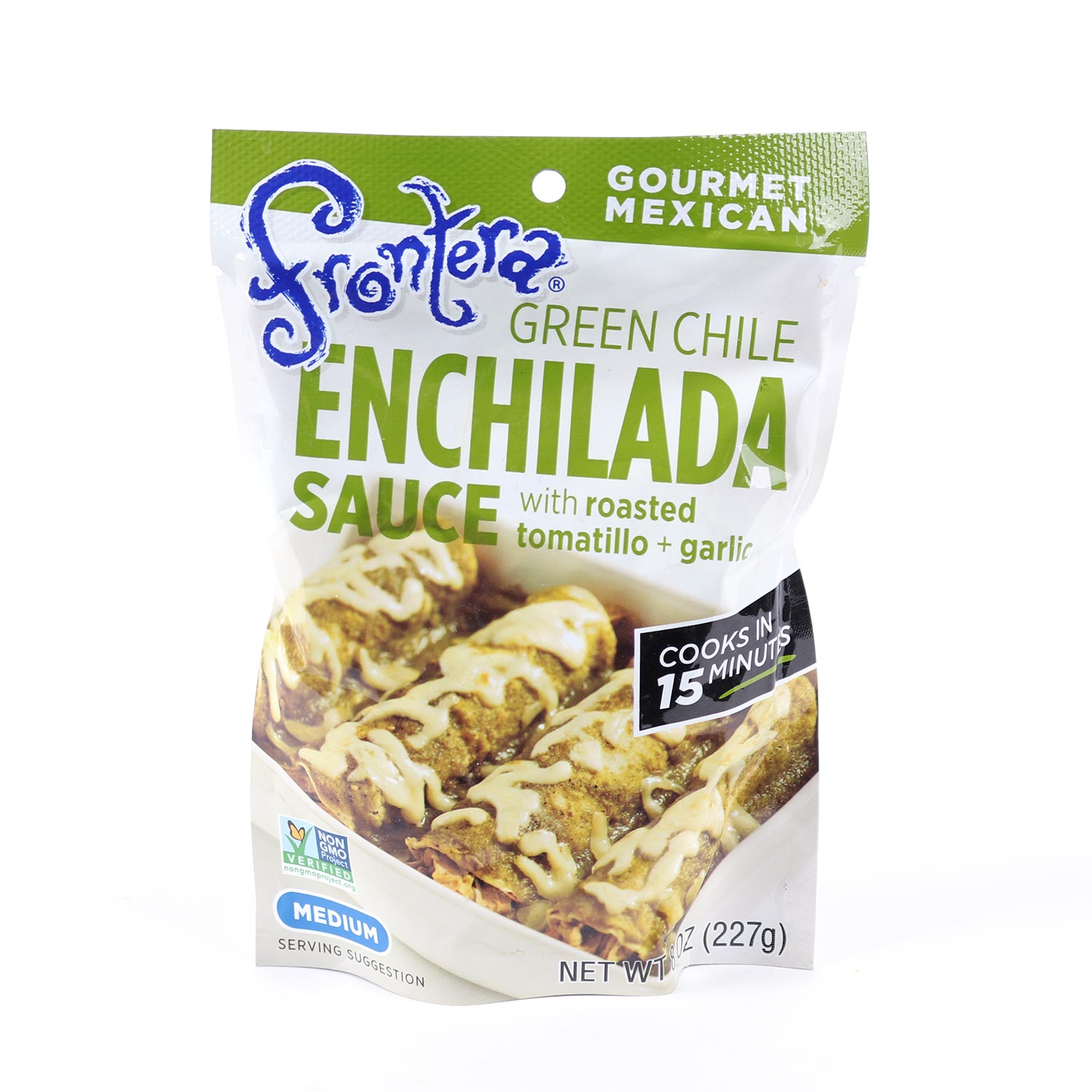Enchilada Sauce, Green Chili