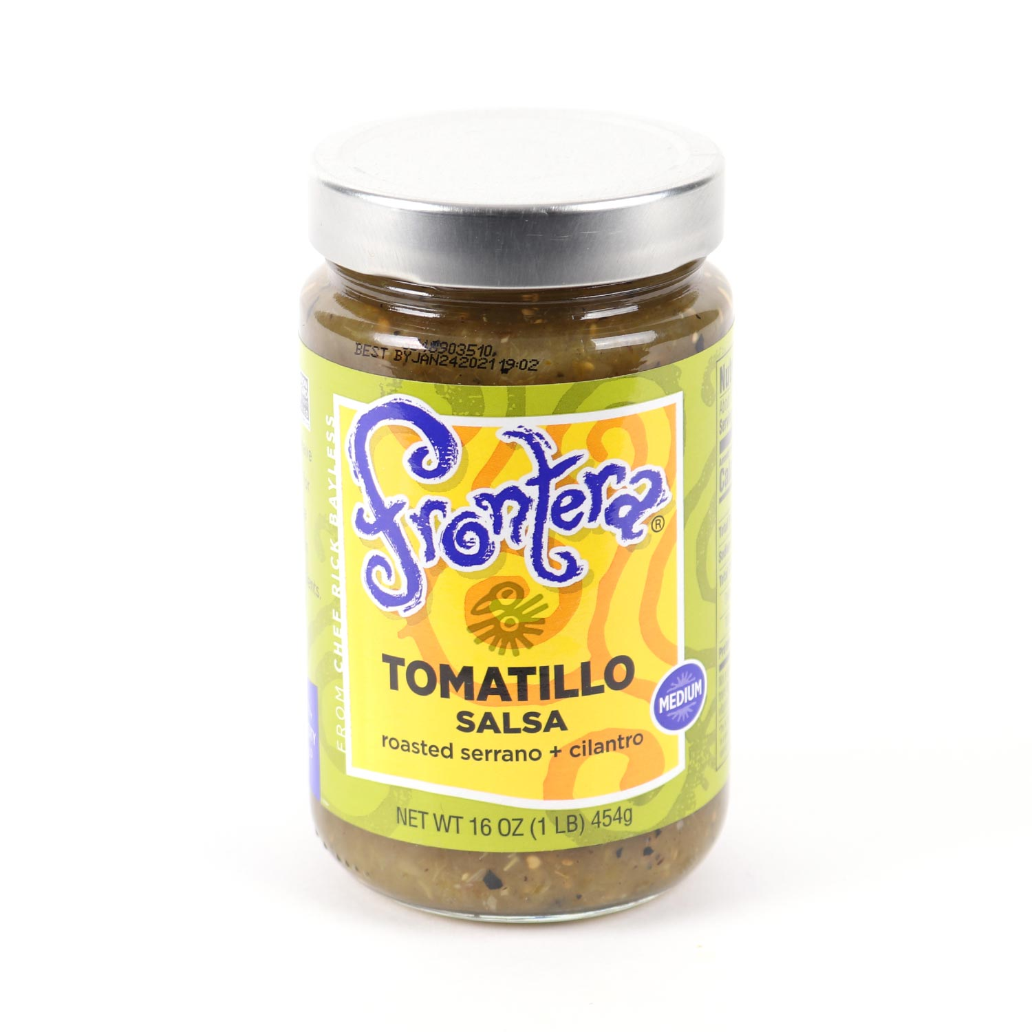 Salsa, Tomatillo-Medium