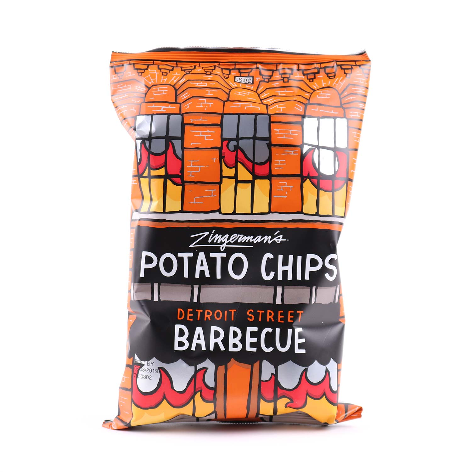 Potato Chips, Detriot Street Barbecue