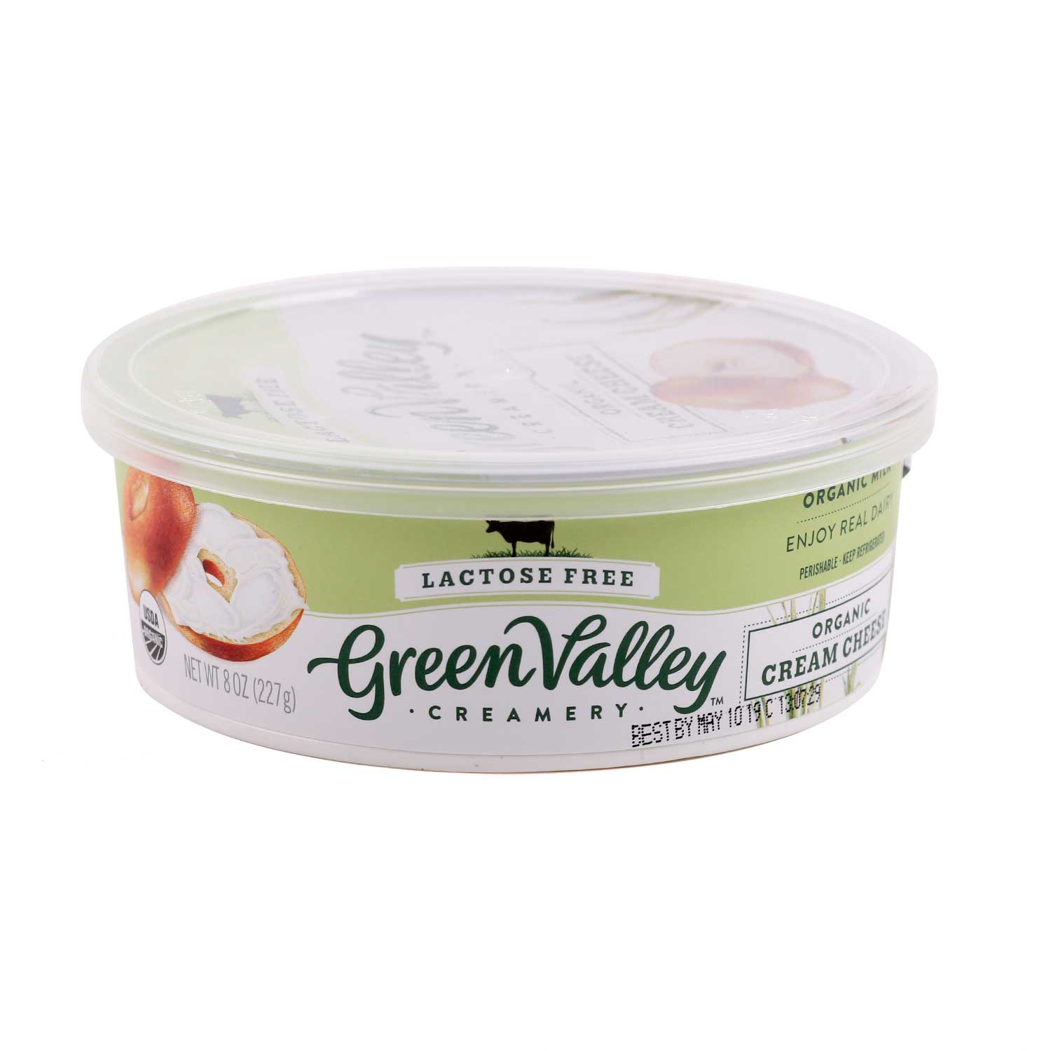 Lactose Free - Cream Cheese-Organic