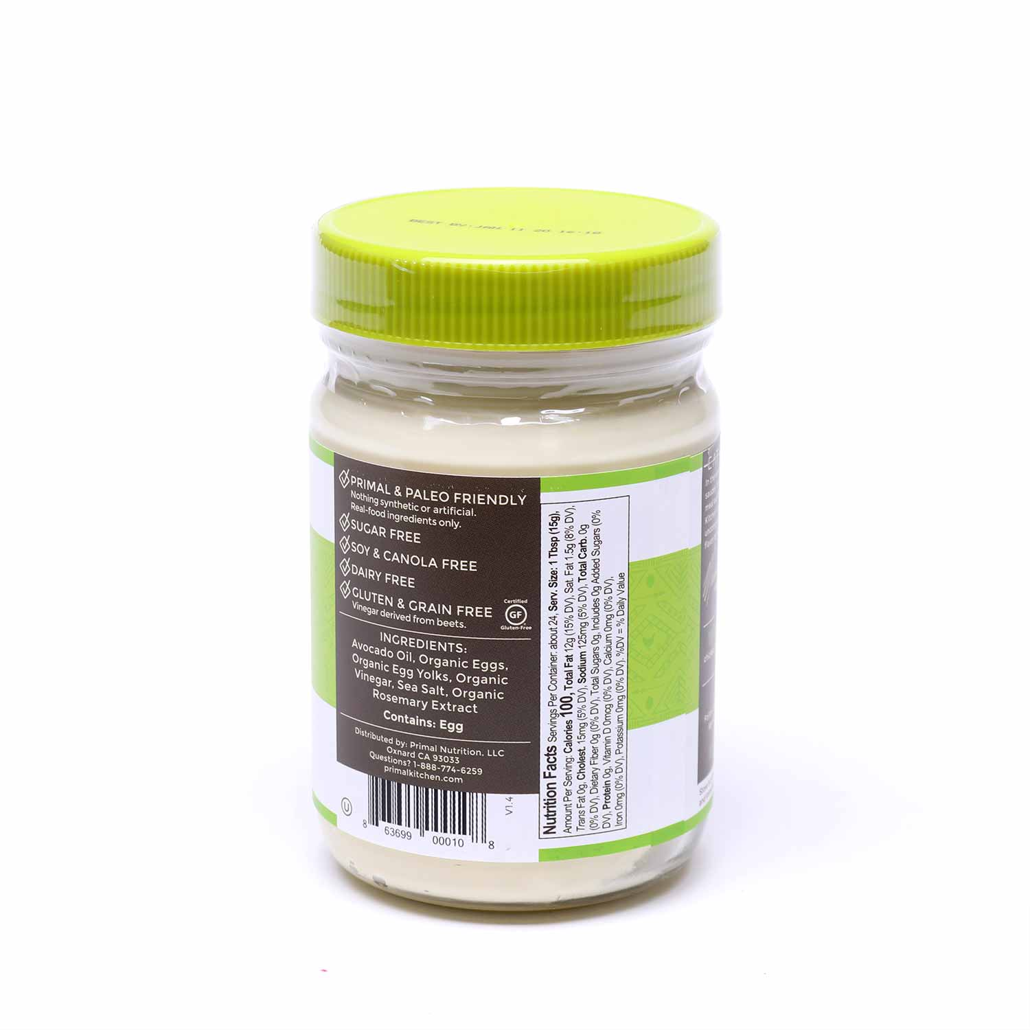 Mayo with Avocado Oil-Organic