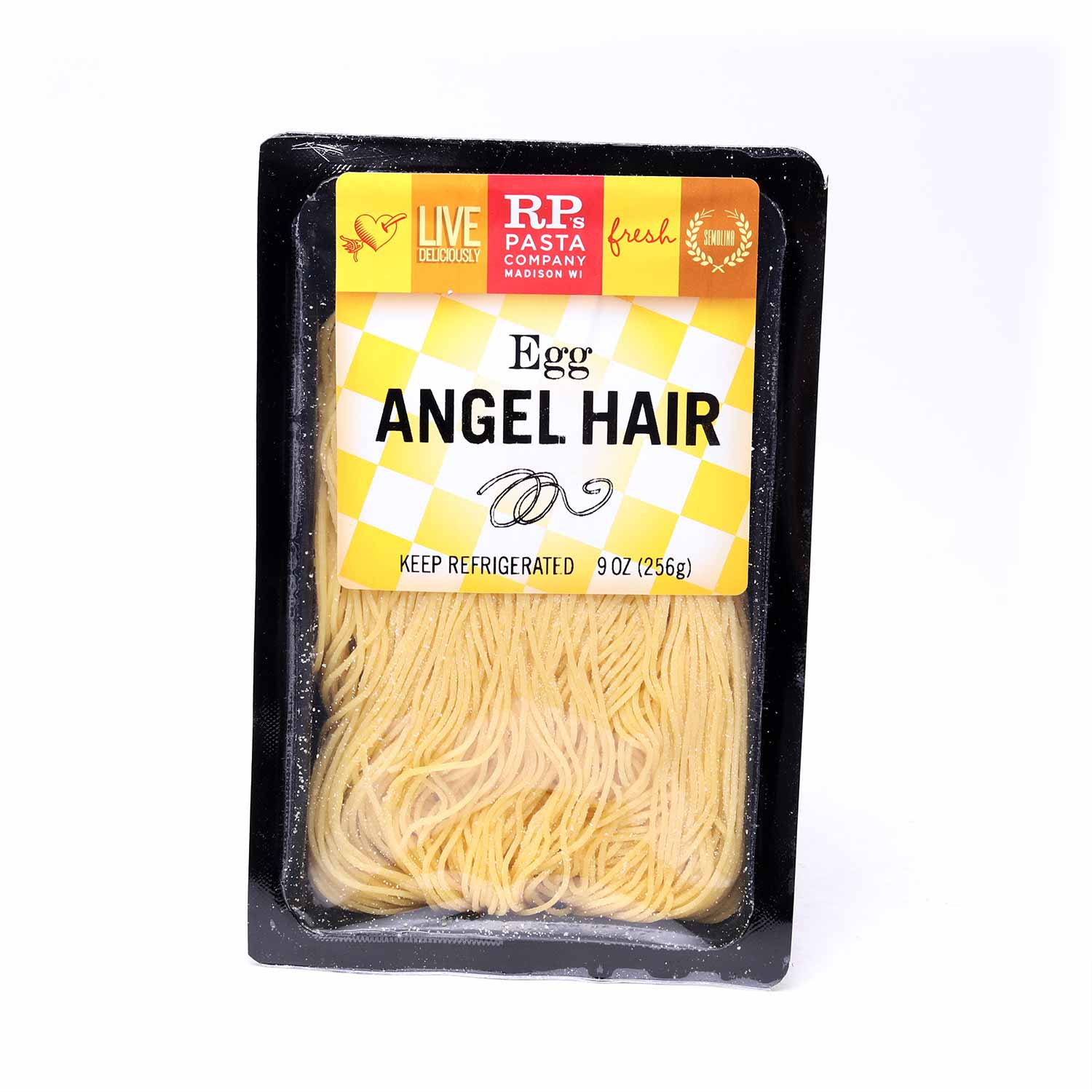 Fresh Pasta, Egg Angel Hair
