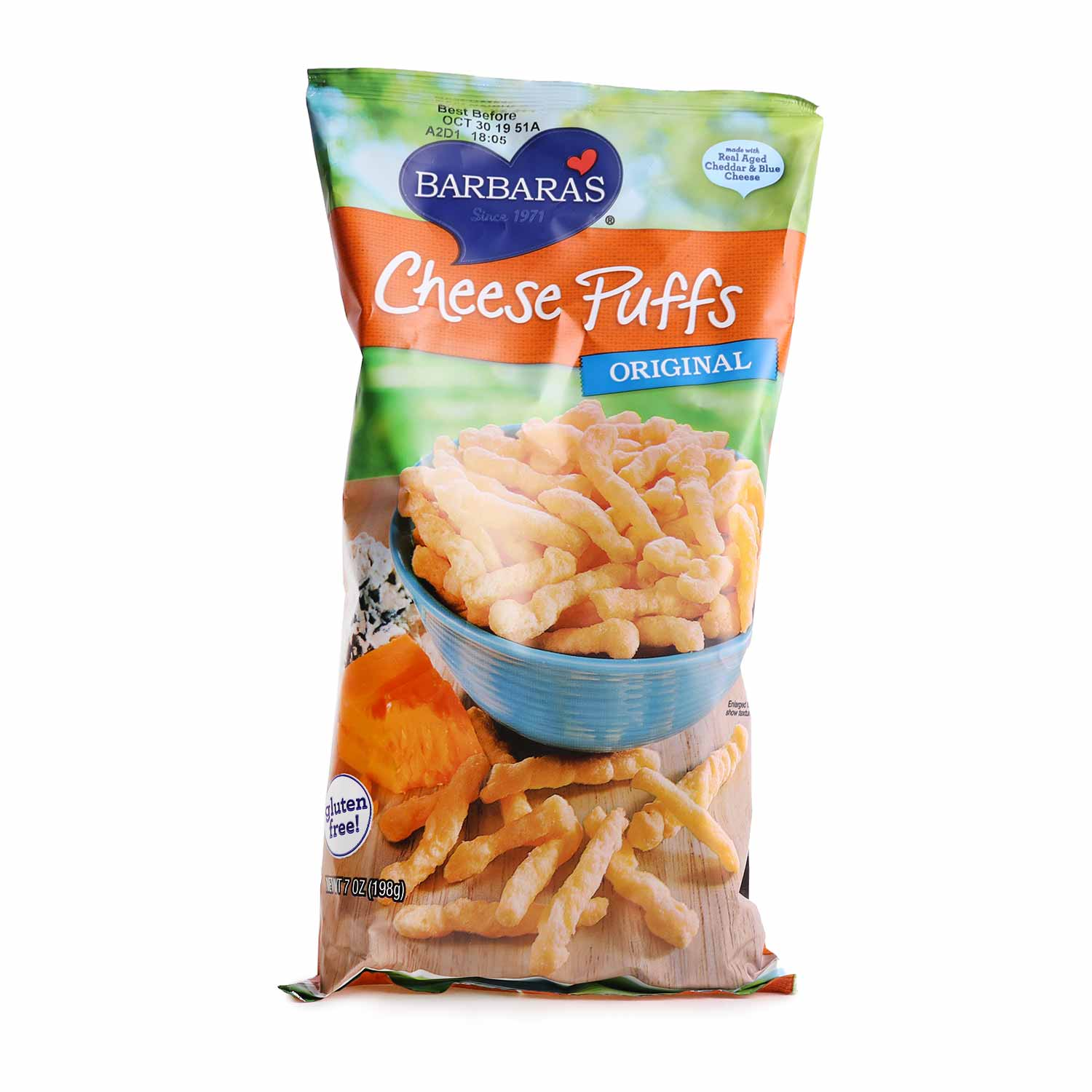 Cheese Puffs, Original