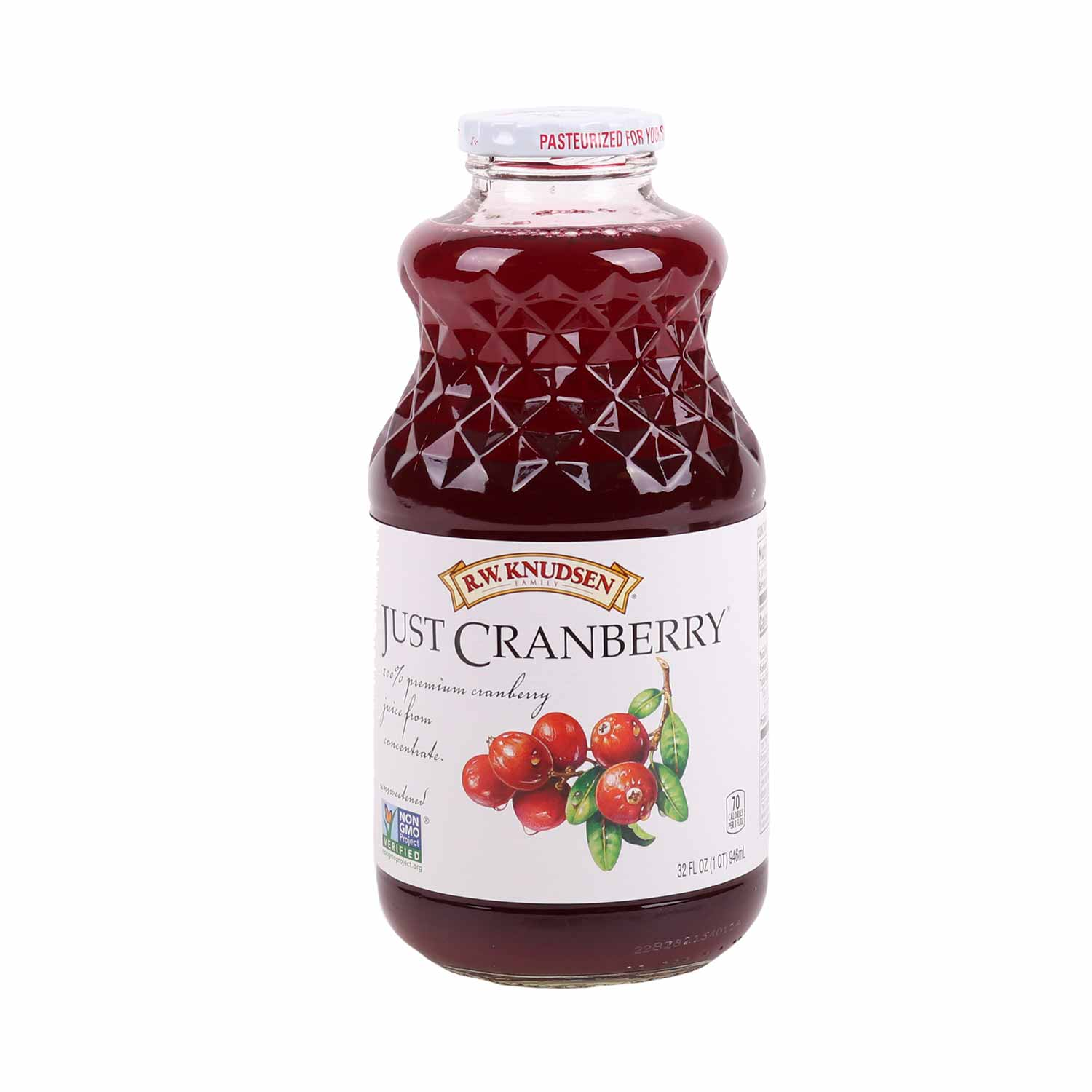 Juice, Just Cranberry
