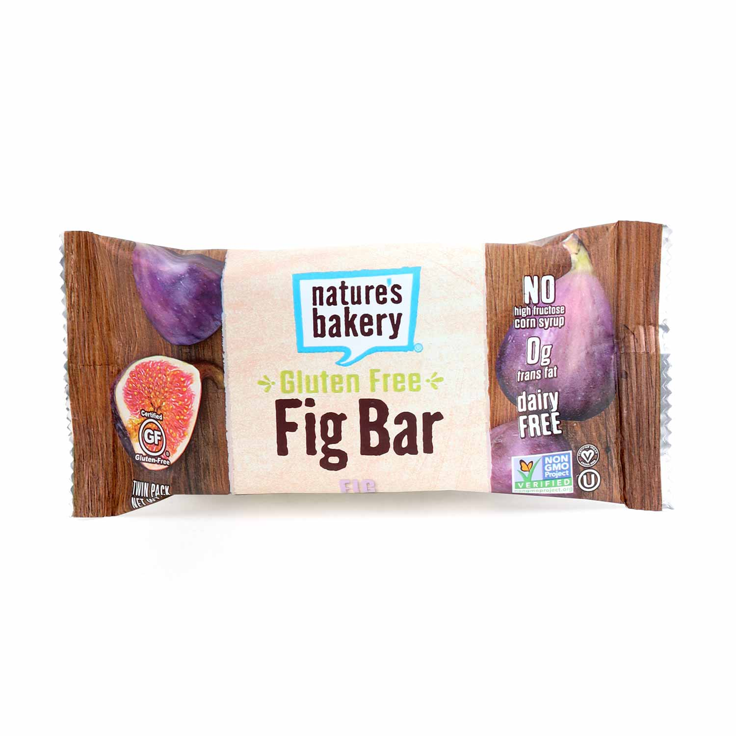 Fig Bar, Gluten Free Original
