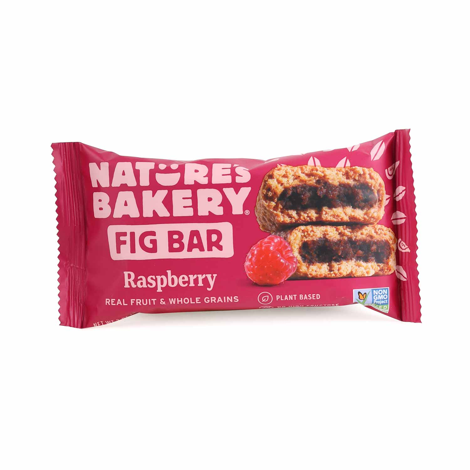 Fig Bar, Whole Wheat Raspberry