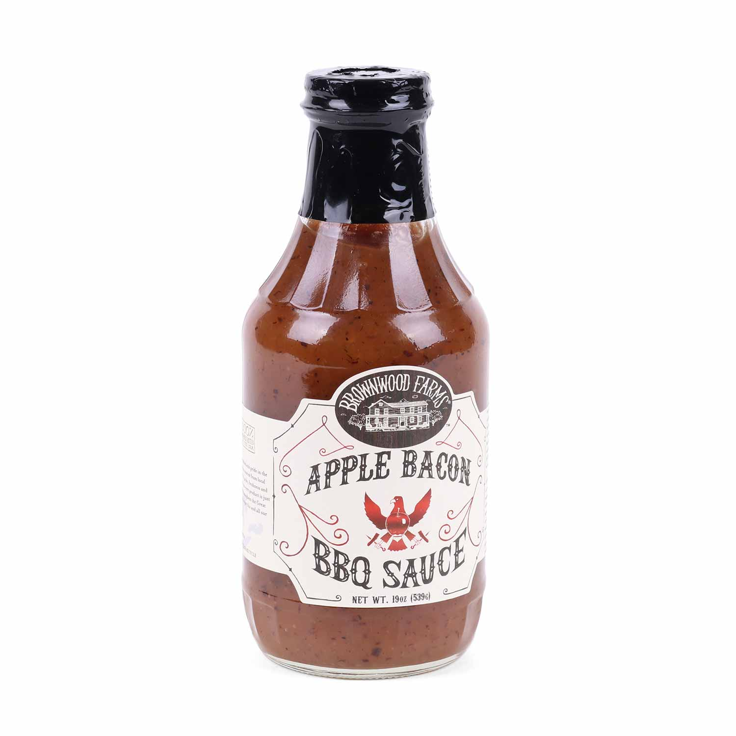 BBQ Sauce, Apple Bacon
