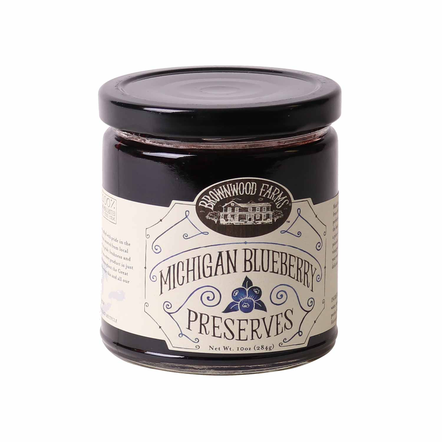 Preserves, Michigan Blueberry