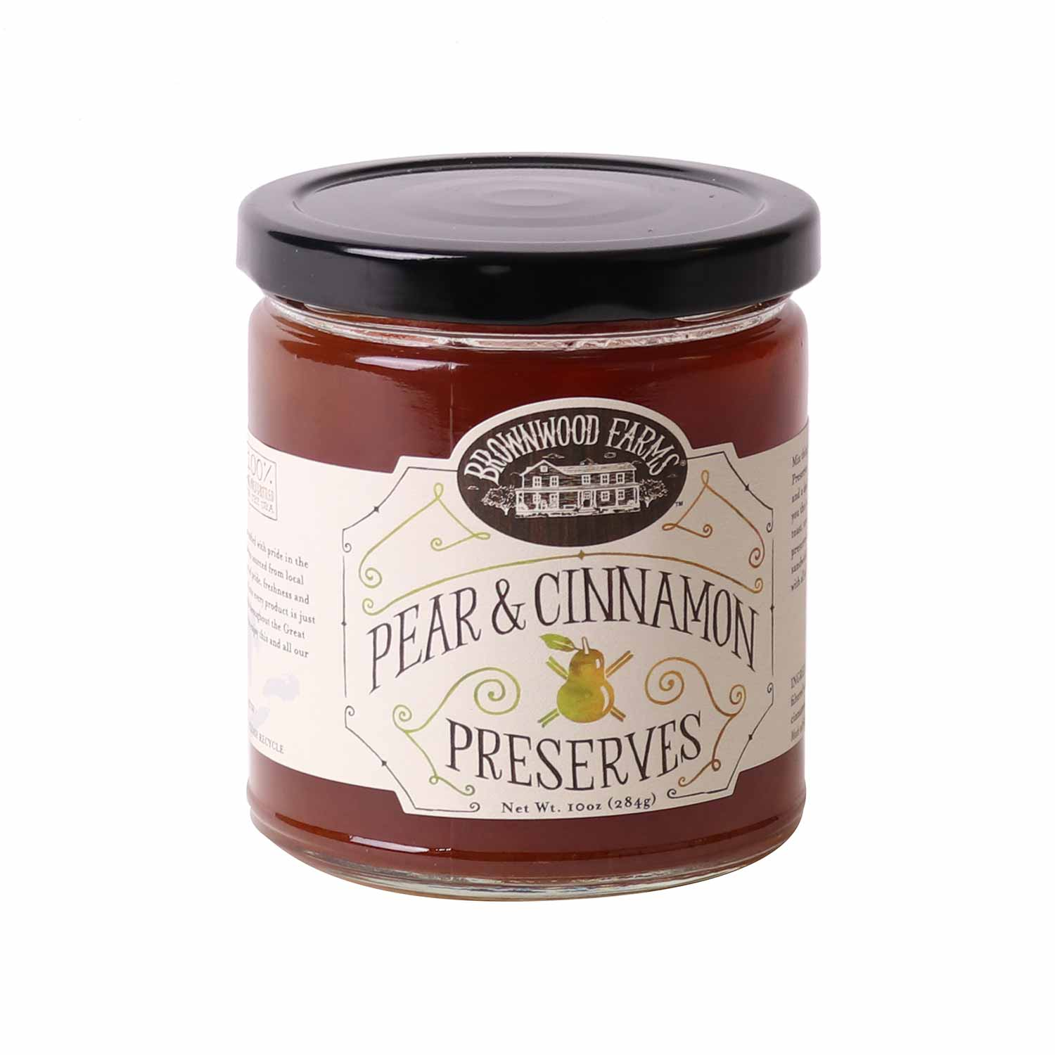 Preserves, Pear & Cinnamon