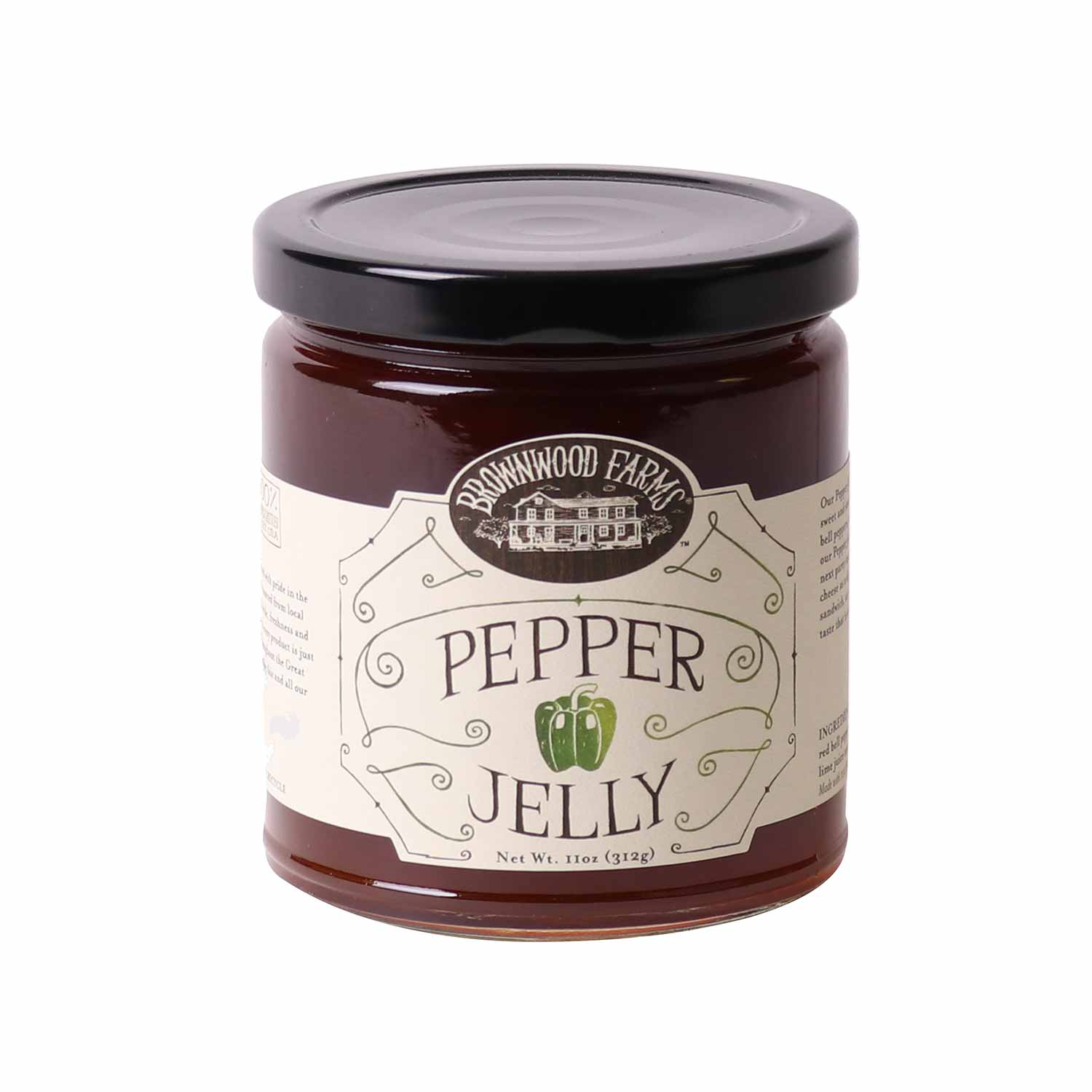 Jelly, Pepper