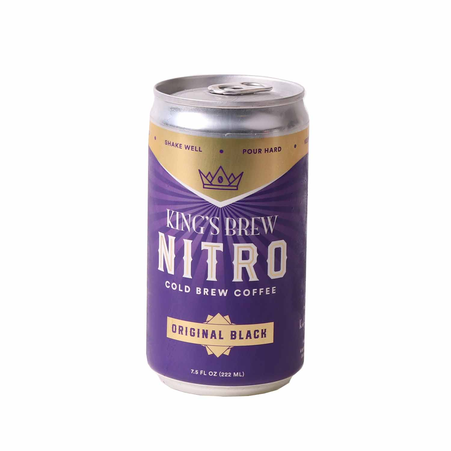 Nitro Cold Brew, Original Black