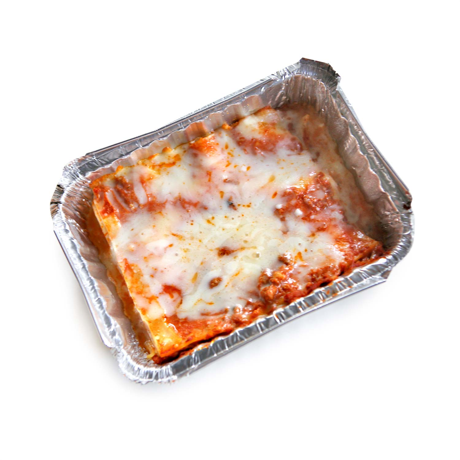 Lasagna, Deluxe Meat & Cheese