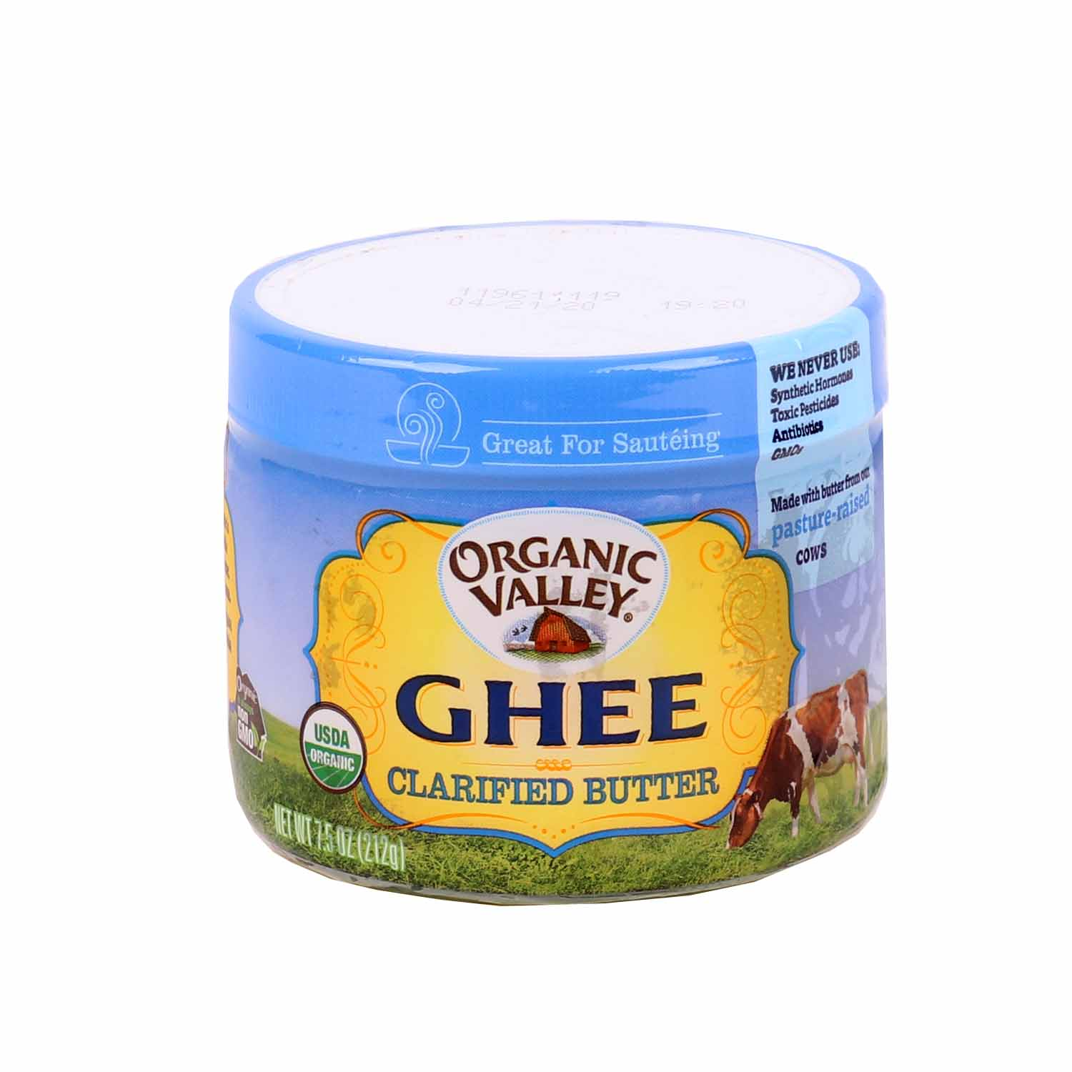Clarified Butter, Ghee-Organic