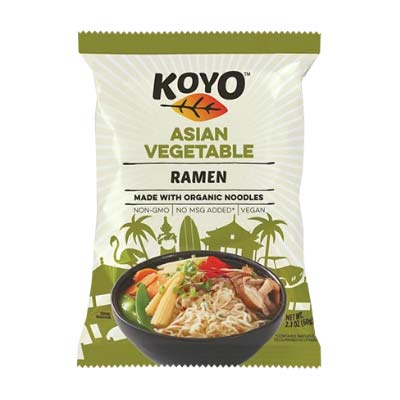 Ramen, Asian Vegetable