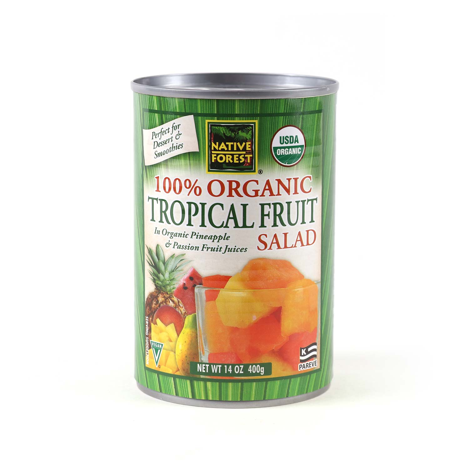 Canned Tropical Fruit Salad-Organic