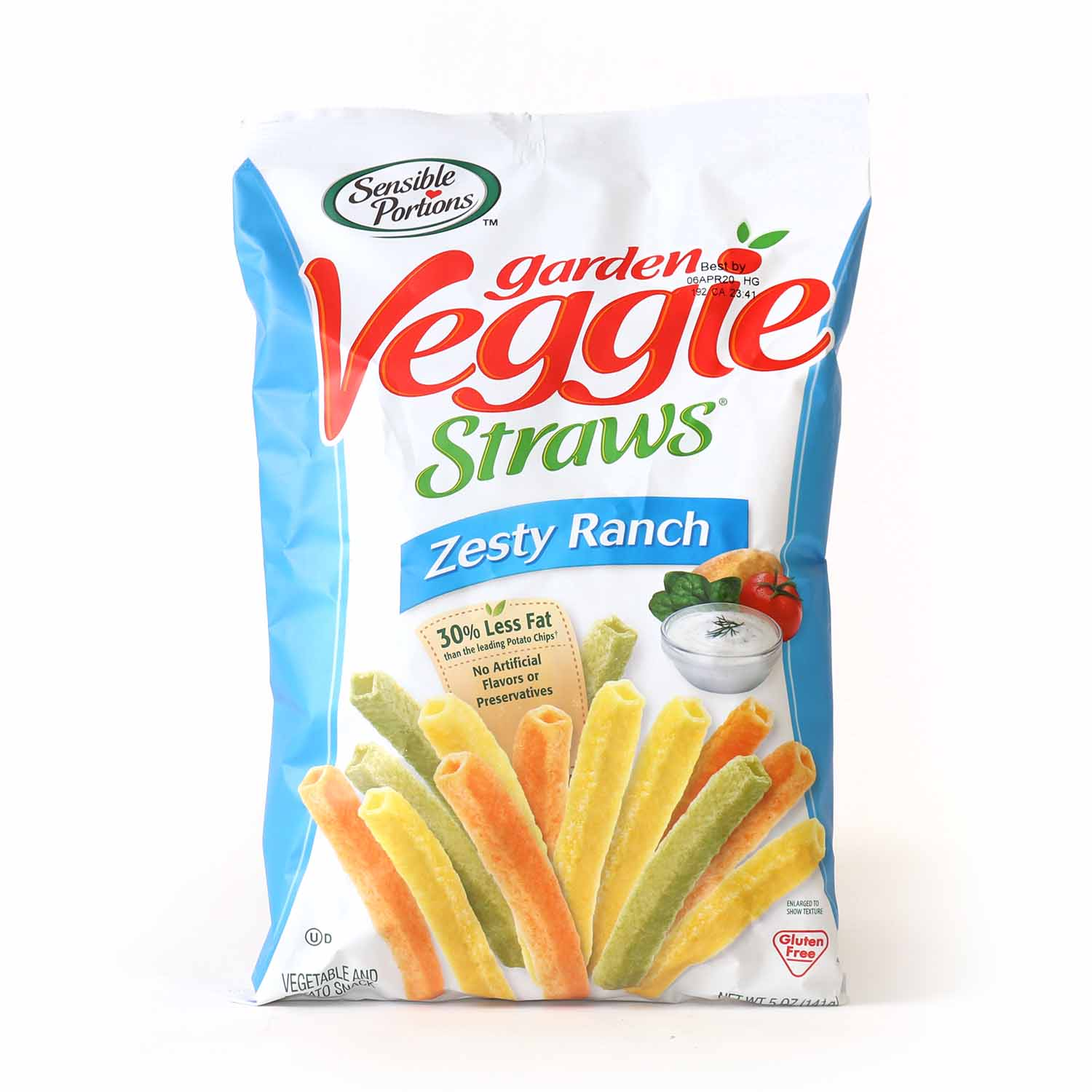 Veggie Straws, Zesty Ranch